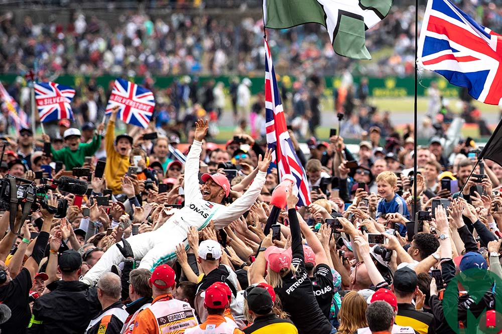 2019 British Grand Prix race report — Hamilton wins with secret strategy