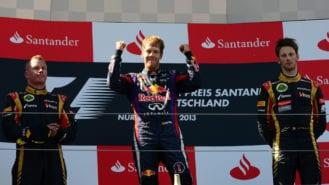 2013 German Grand Prix report