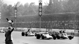 I was there when… 1971 Italian GP