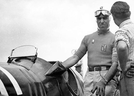 Nuvolari: the man who knew no fear