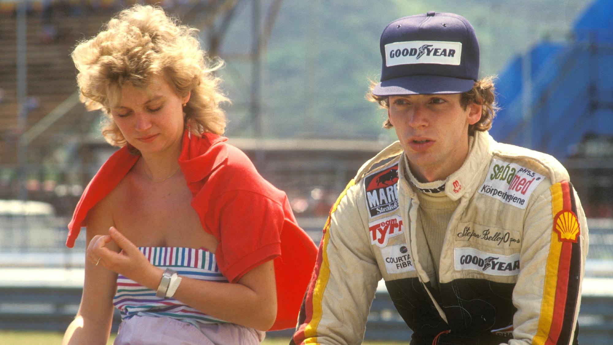 Stefan Bellof, 1984 Brazilian GP