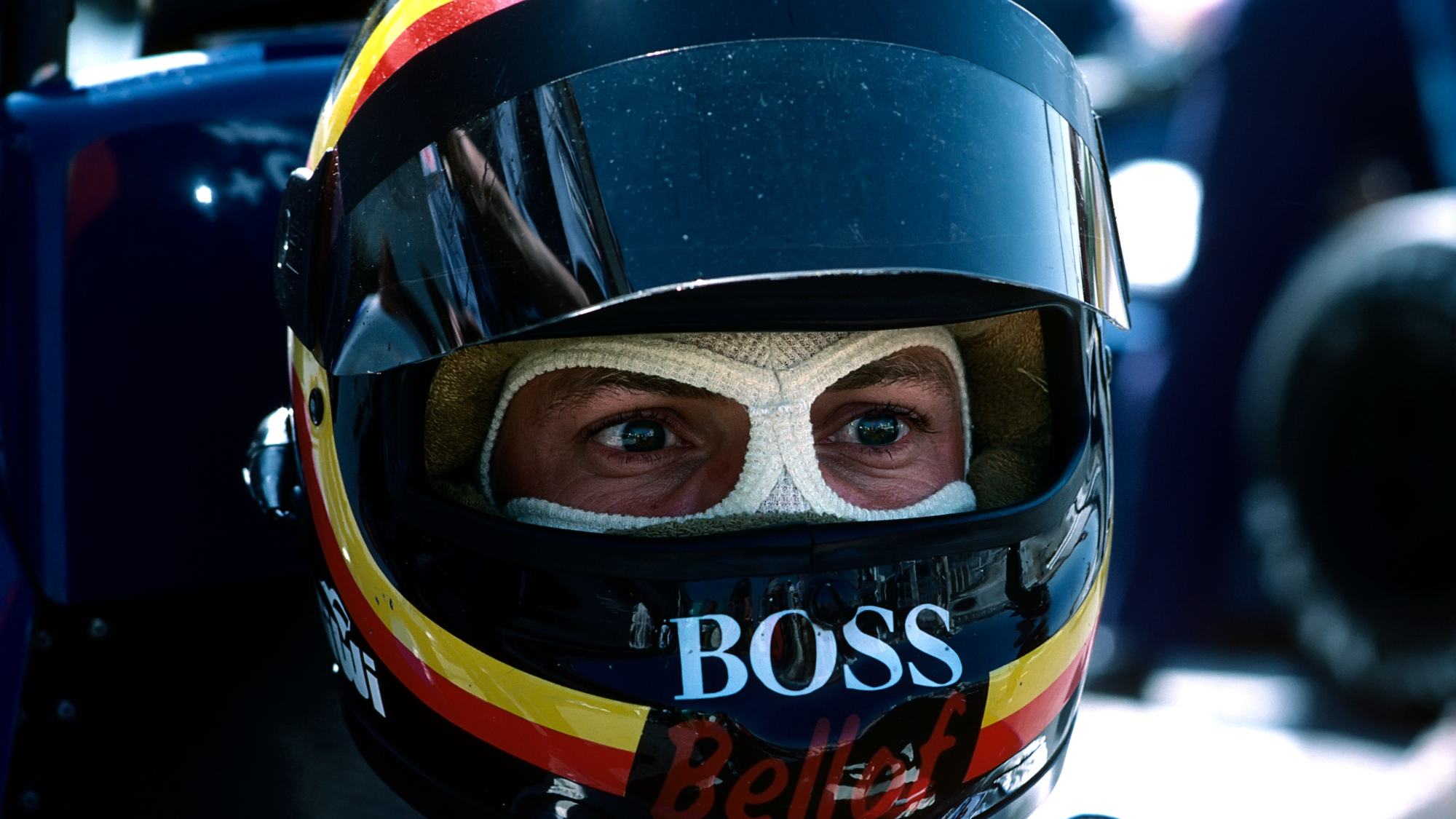Stefan Bellof, 1985 French GP