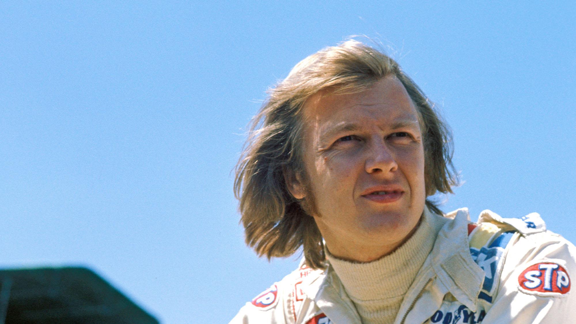 Ronnie Peterson 1972 British GP