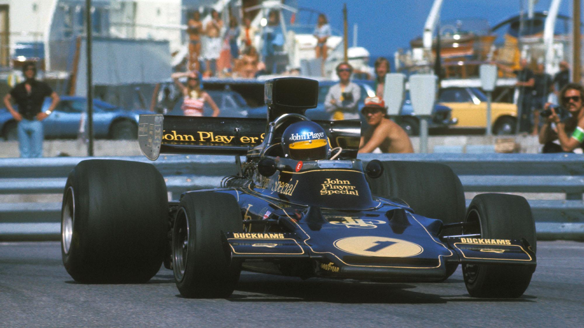 Peterson 1974 Monaco