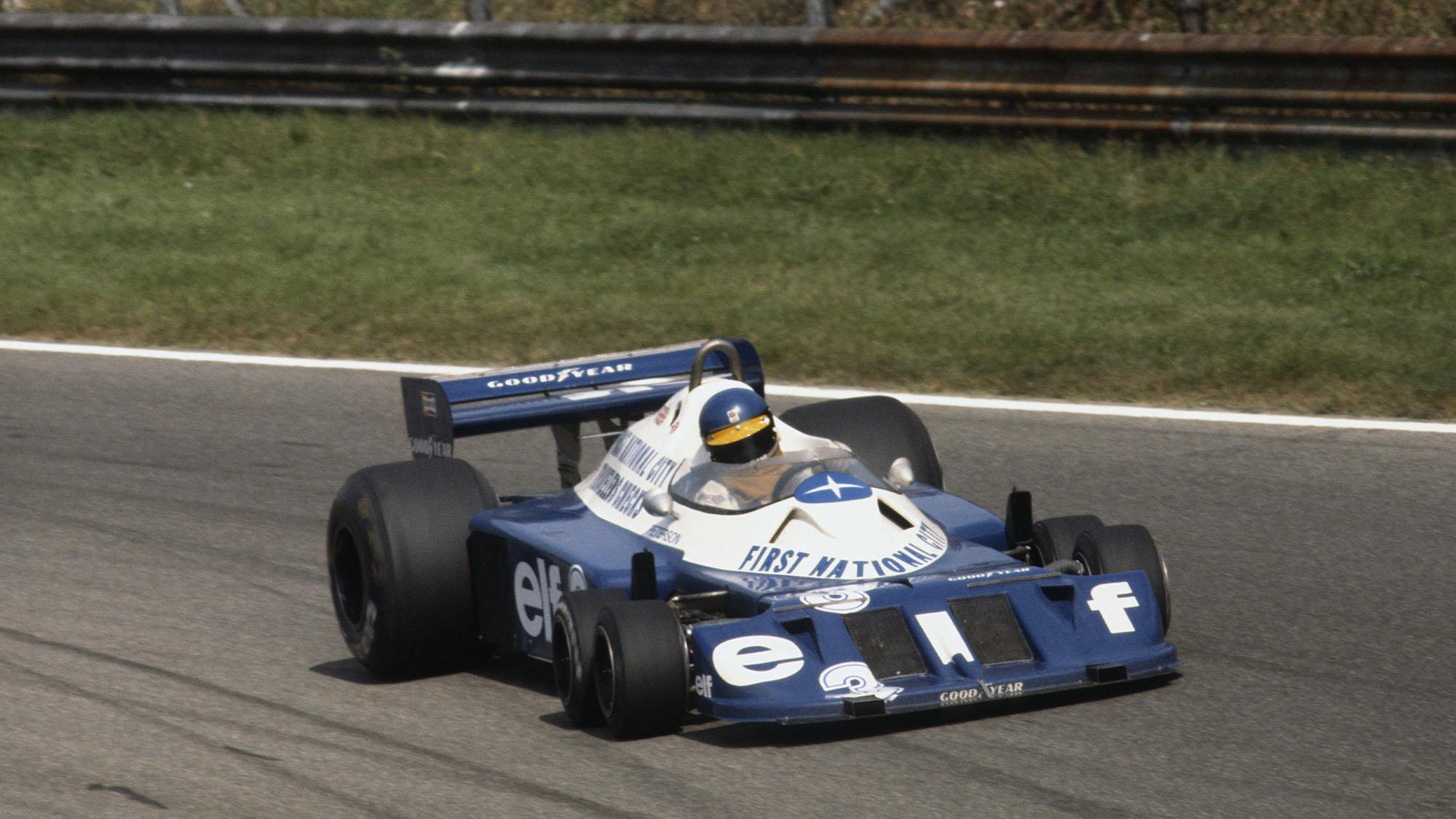 Peterson Monza Tyrrell