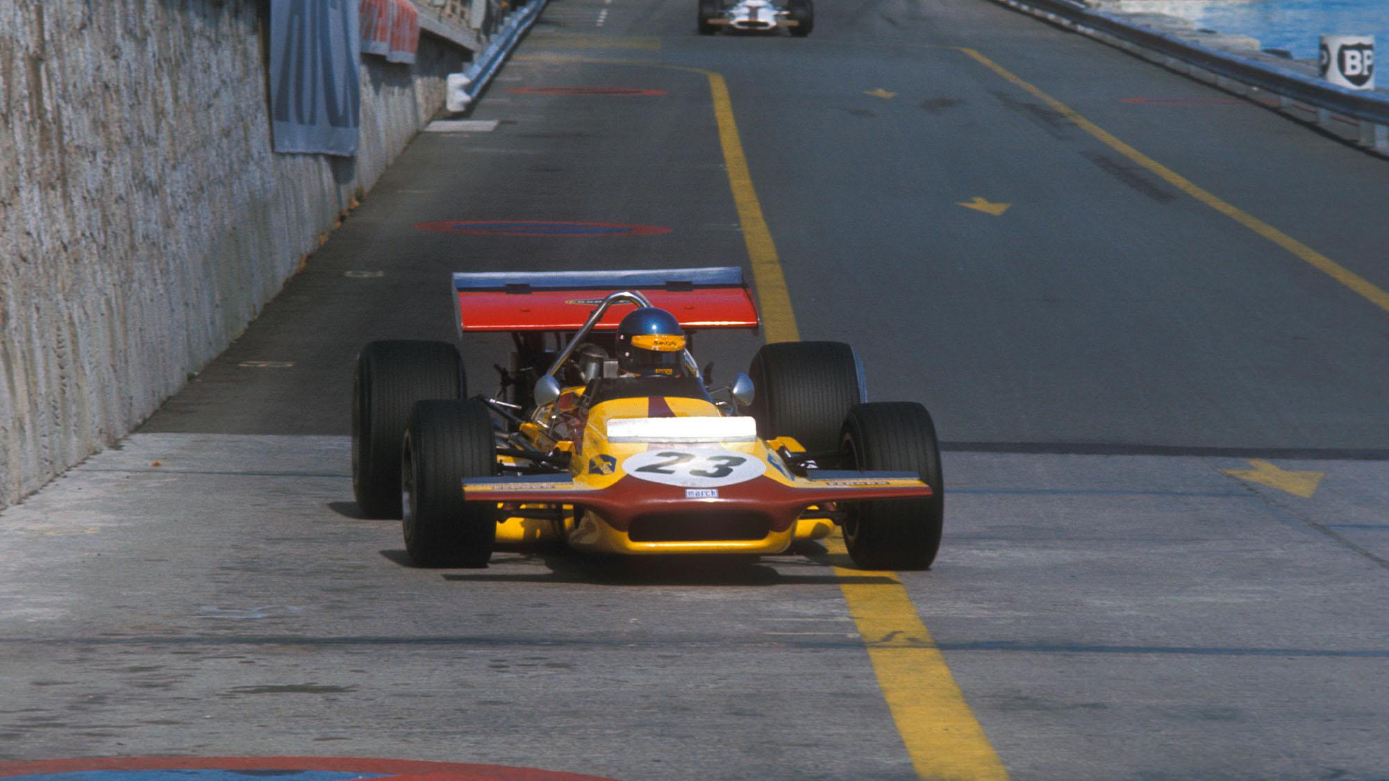 Peterson 1970 Monaco
