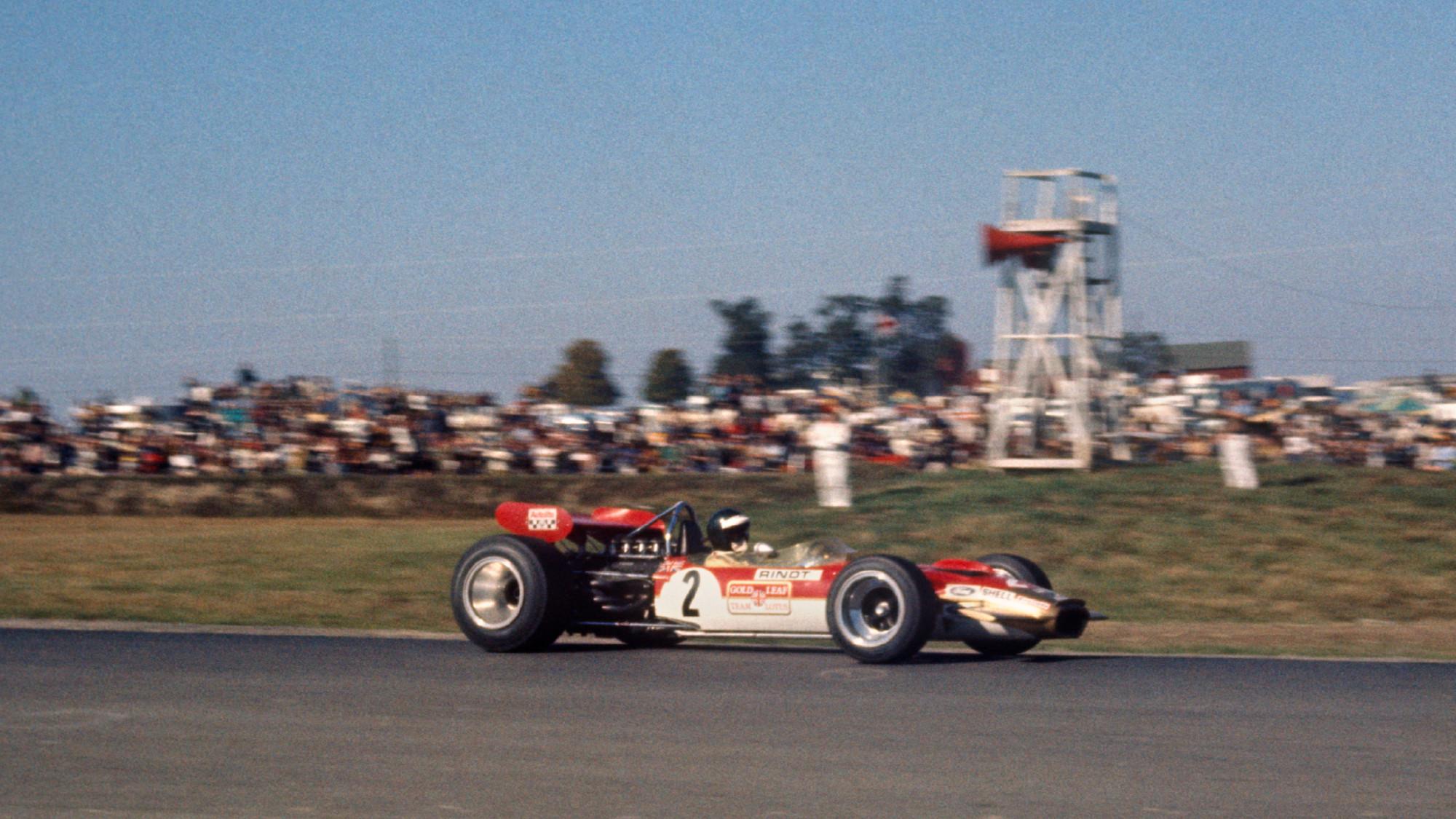 Jochen Rindt, 1969 USGP