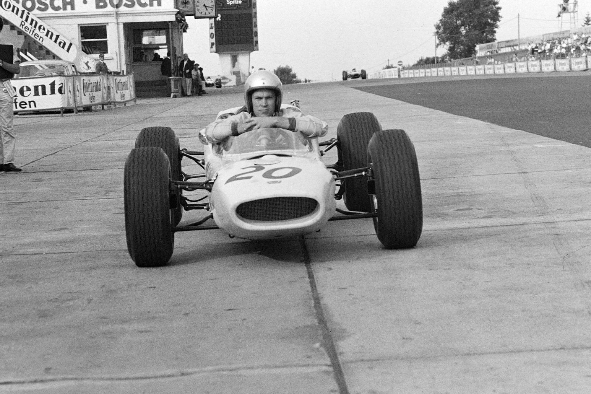 1954 German GP Bucknum