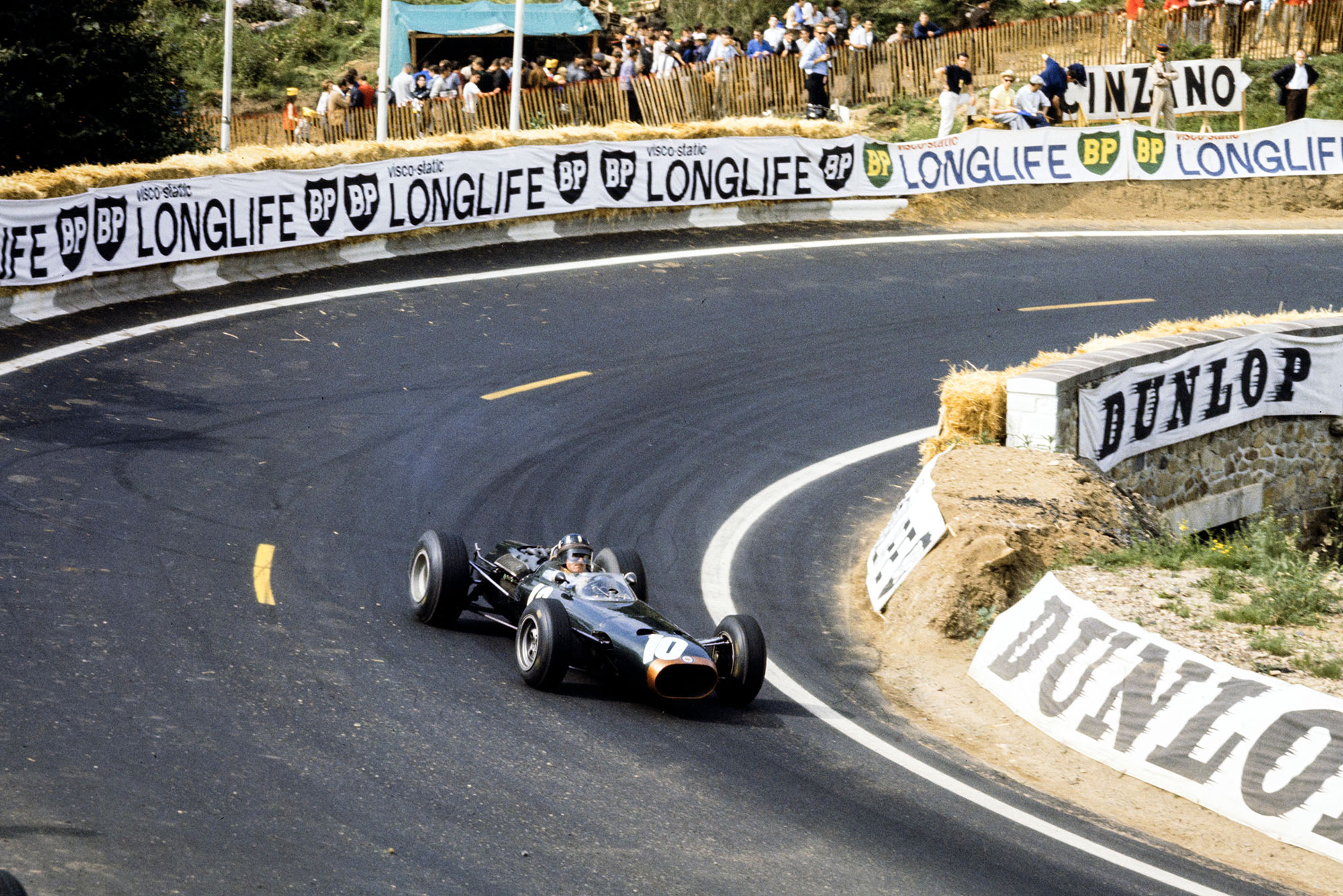 1965 French GP Hill