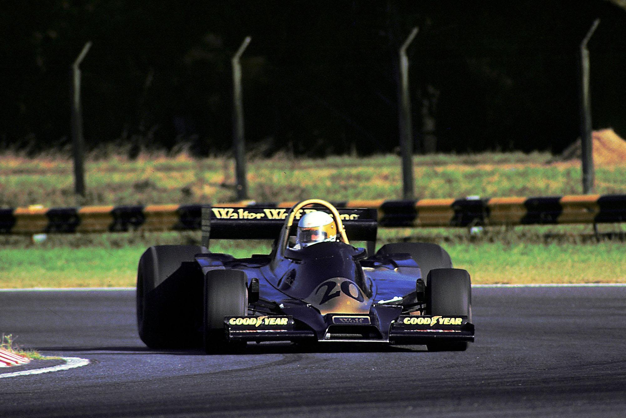 1977 Argentine GP feature