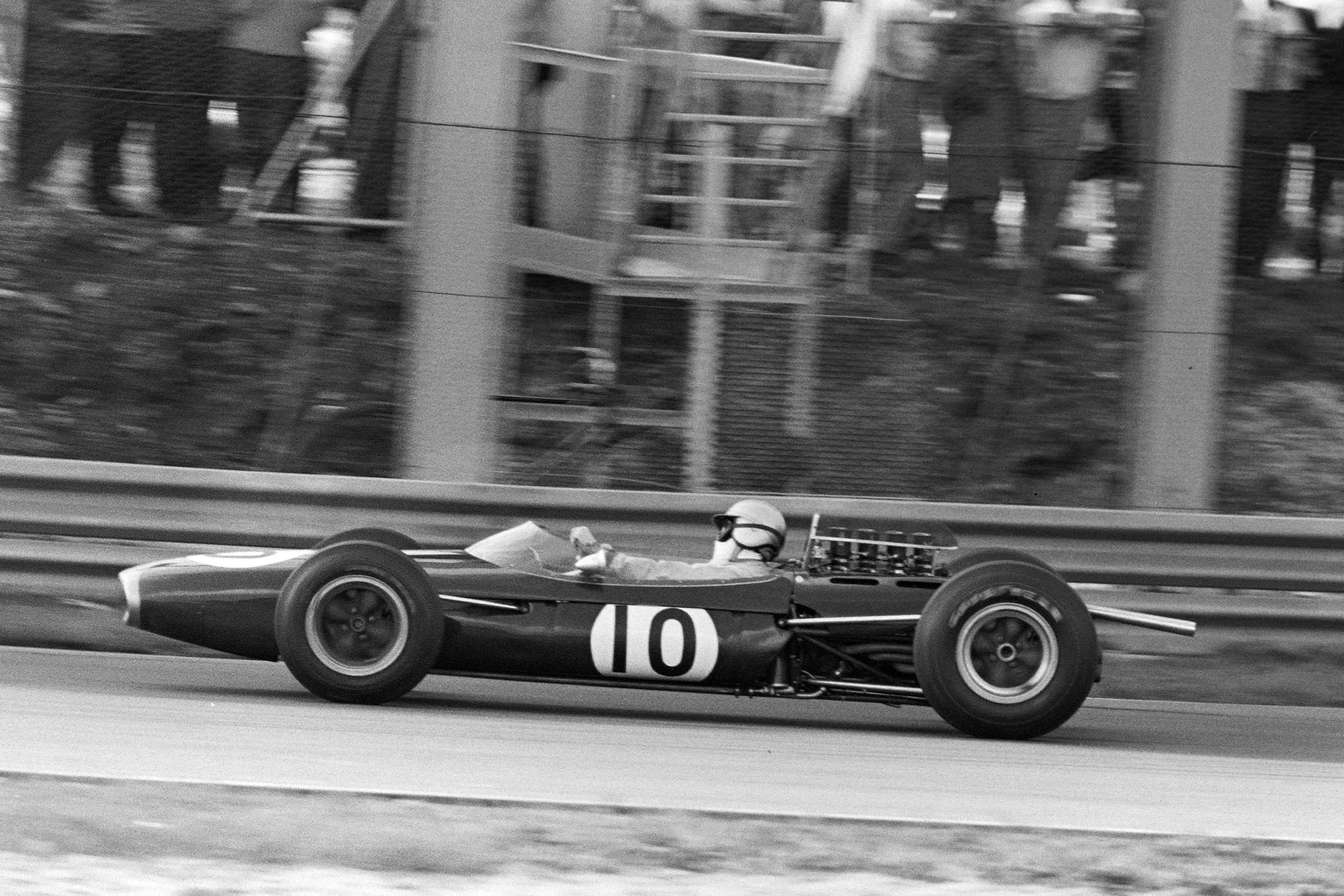 Giancarlo Baghetti, Brabham BT7 Climax.