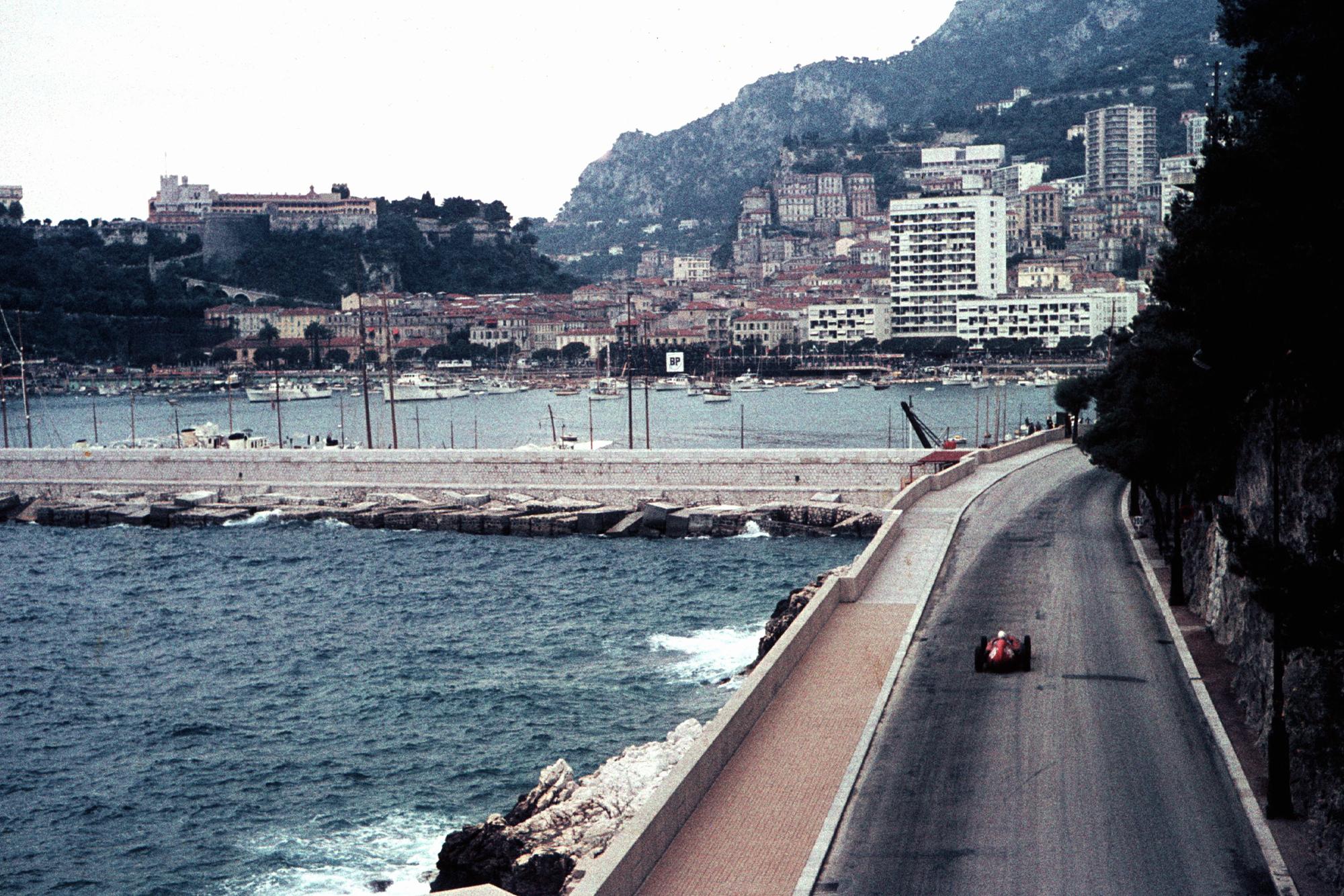 Hill 2 1960 Monaco GP