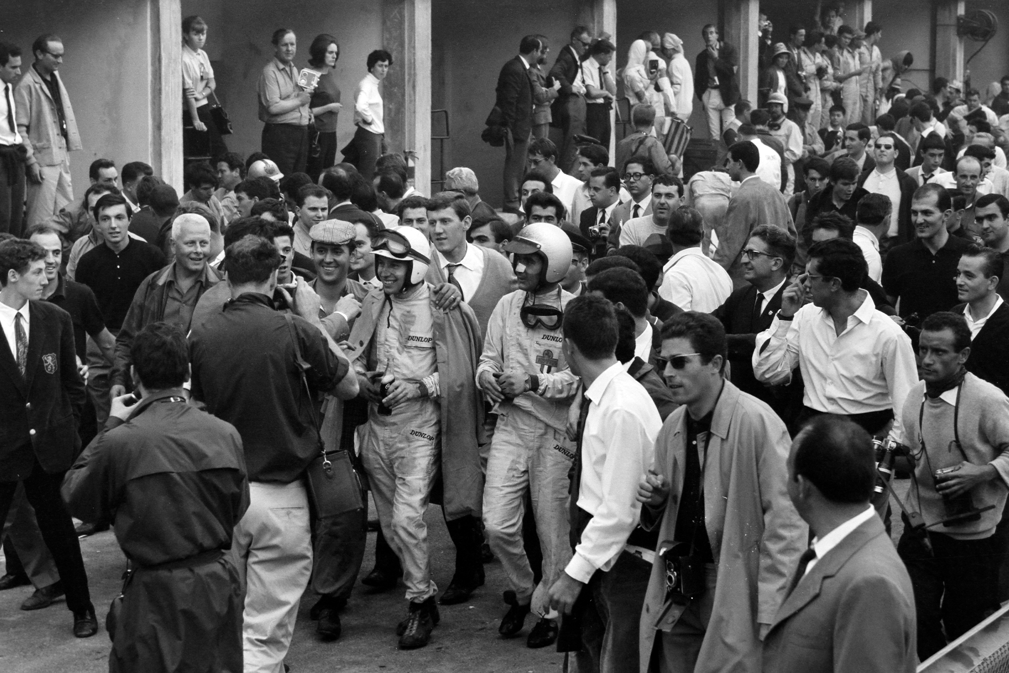 celebration 1964 Italian GP
