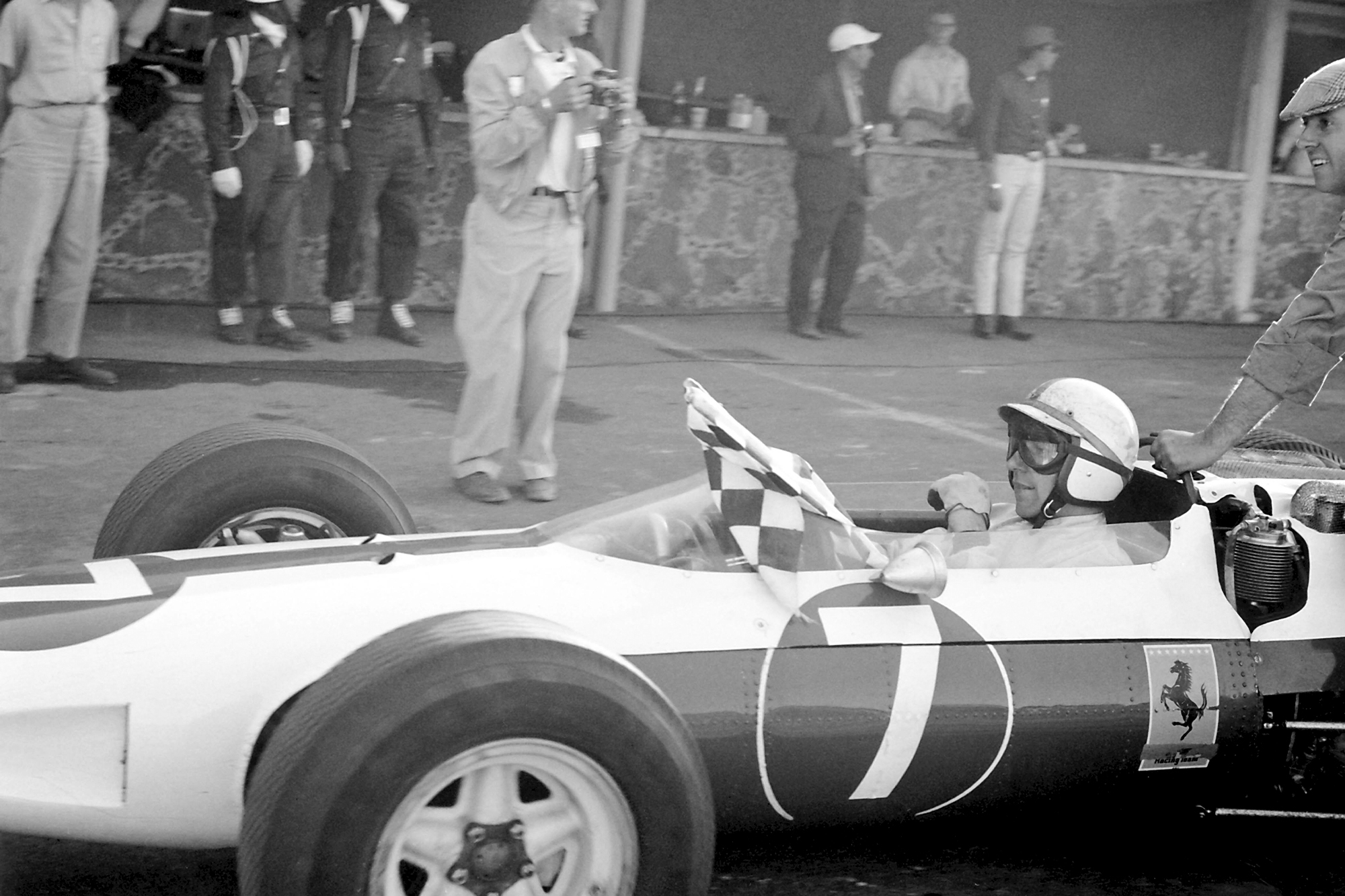 John Surtees, Ferrari 158.