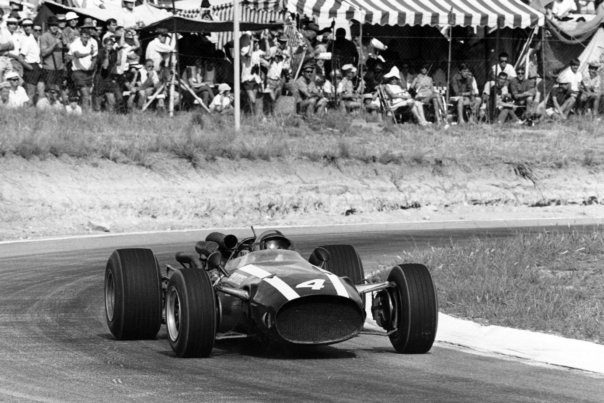 Pedro Rodriguez, Cooper T81-Maserati.