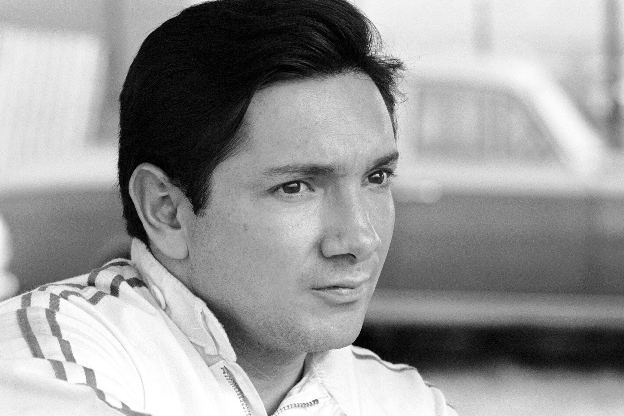 Pedro Rodriguez(MEX) Cooper T81.