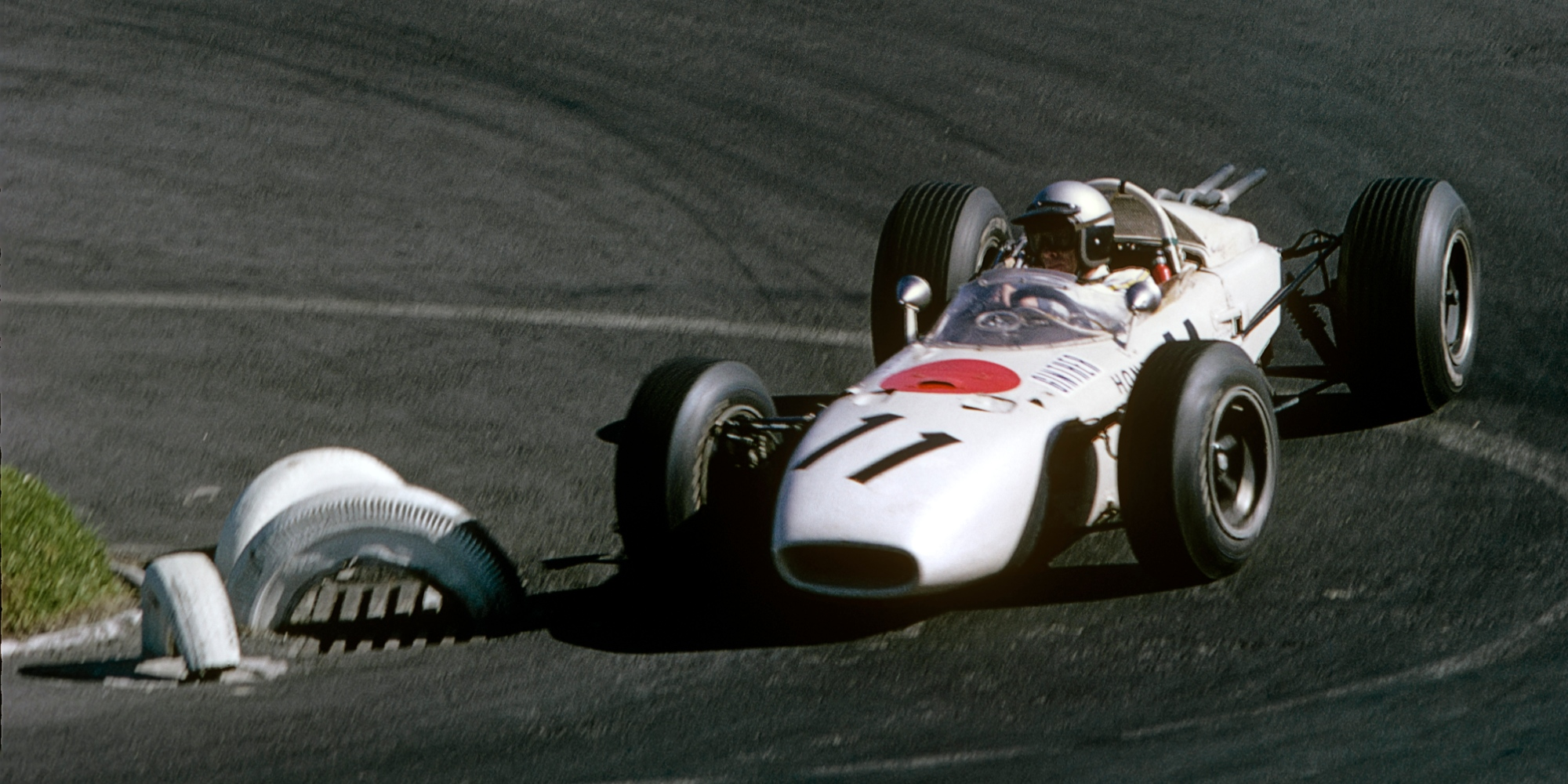 Richie Ginther, 1965 Mexican GP
