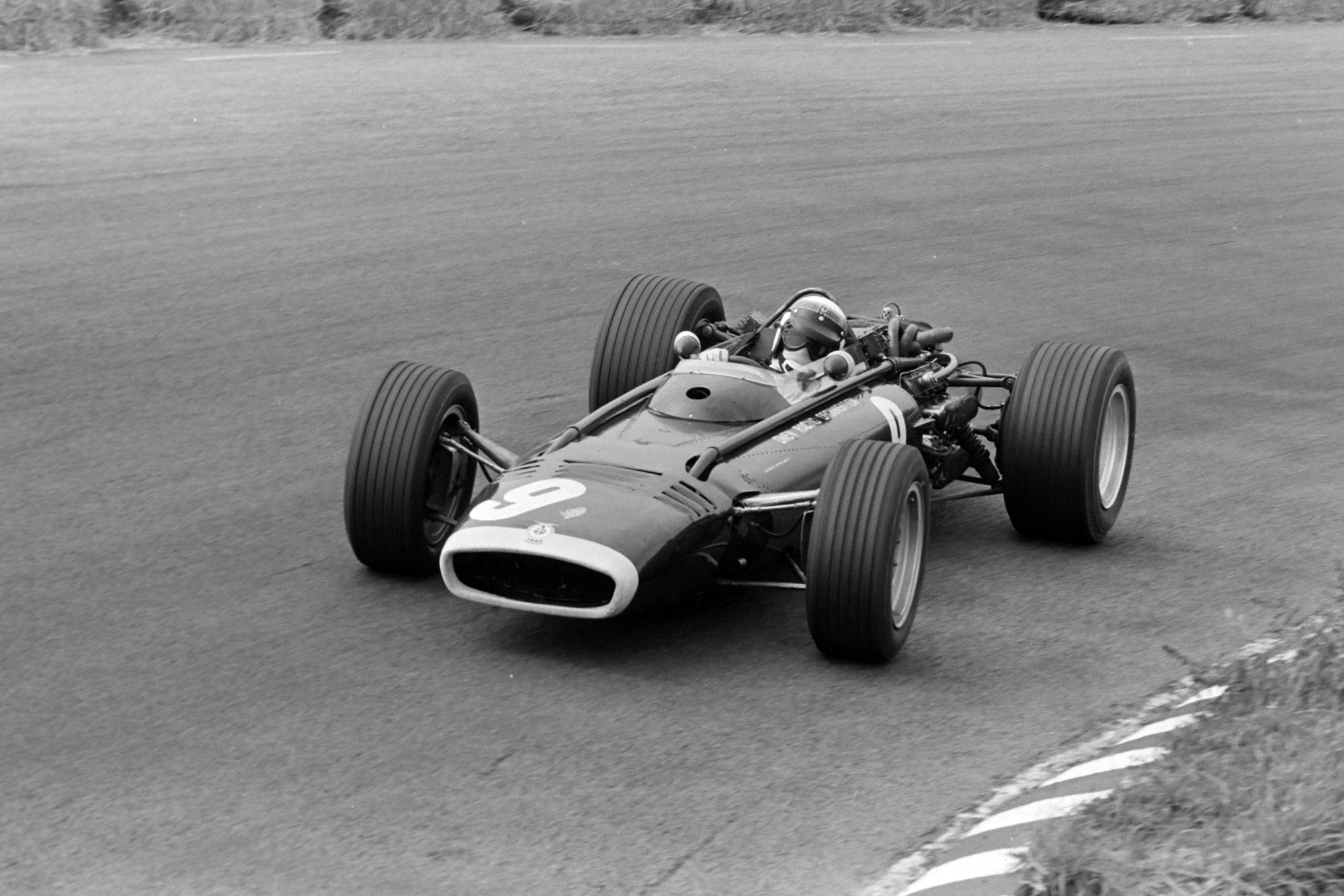 Jackie Stewart, BRM P83.