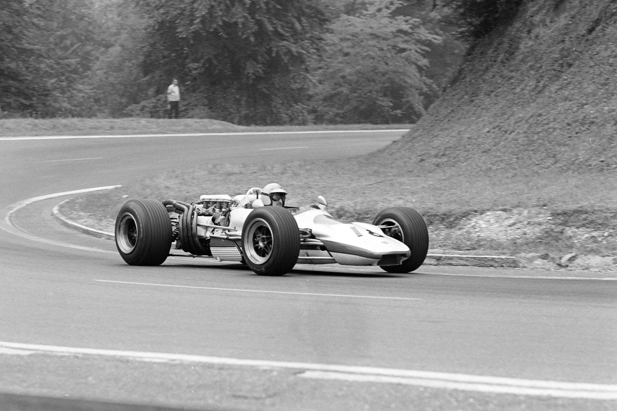 Jo Schlesser, Honda RA302.