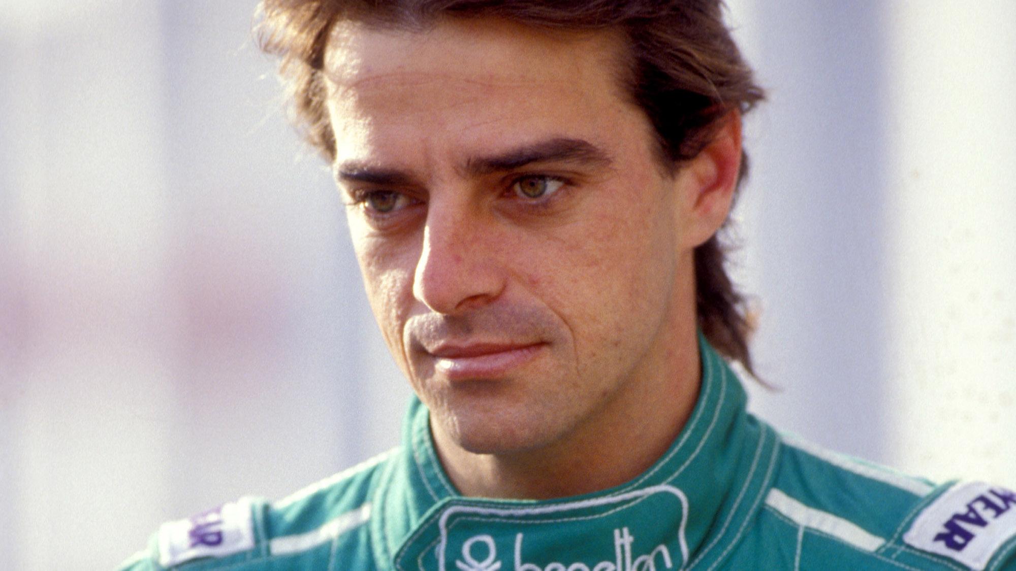 Alessandro Nannini in 1989