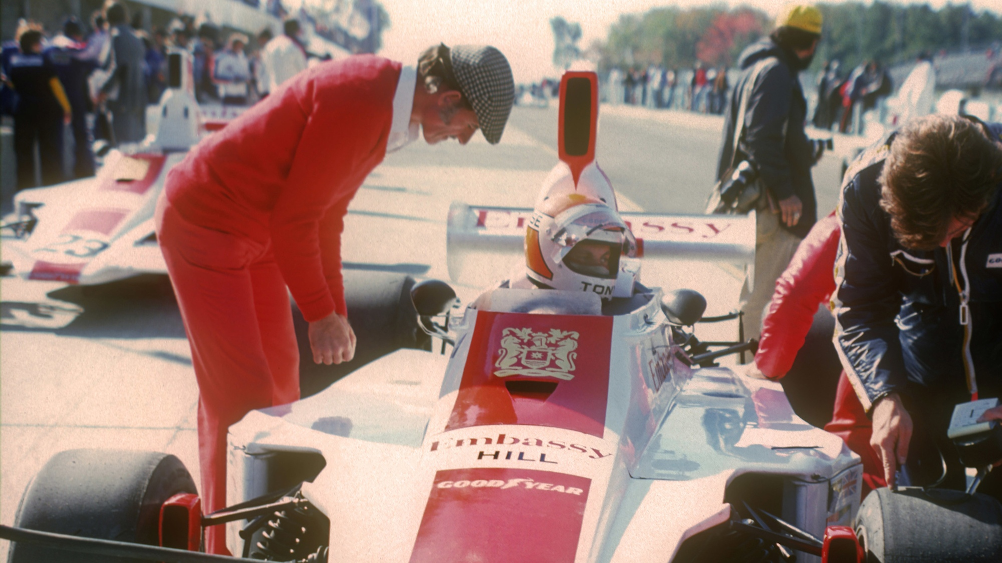 Tony Brise, 1975 United States Grand Prix