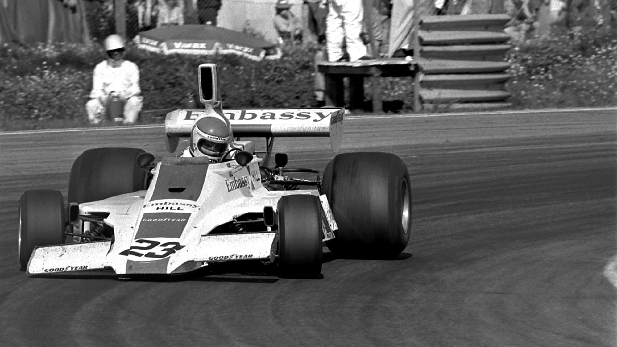 Tony Brise, 1975 Swedish GP