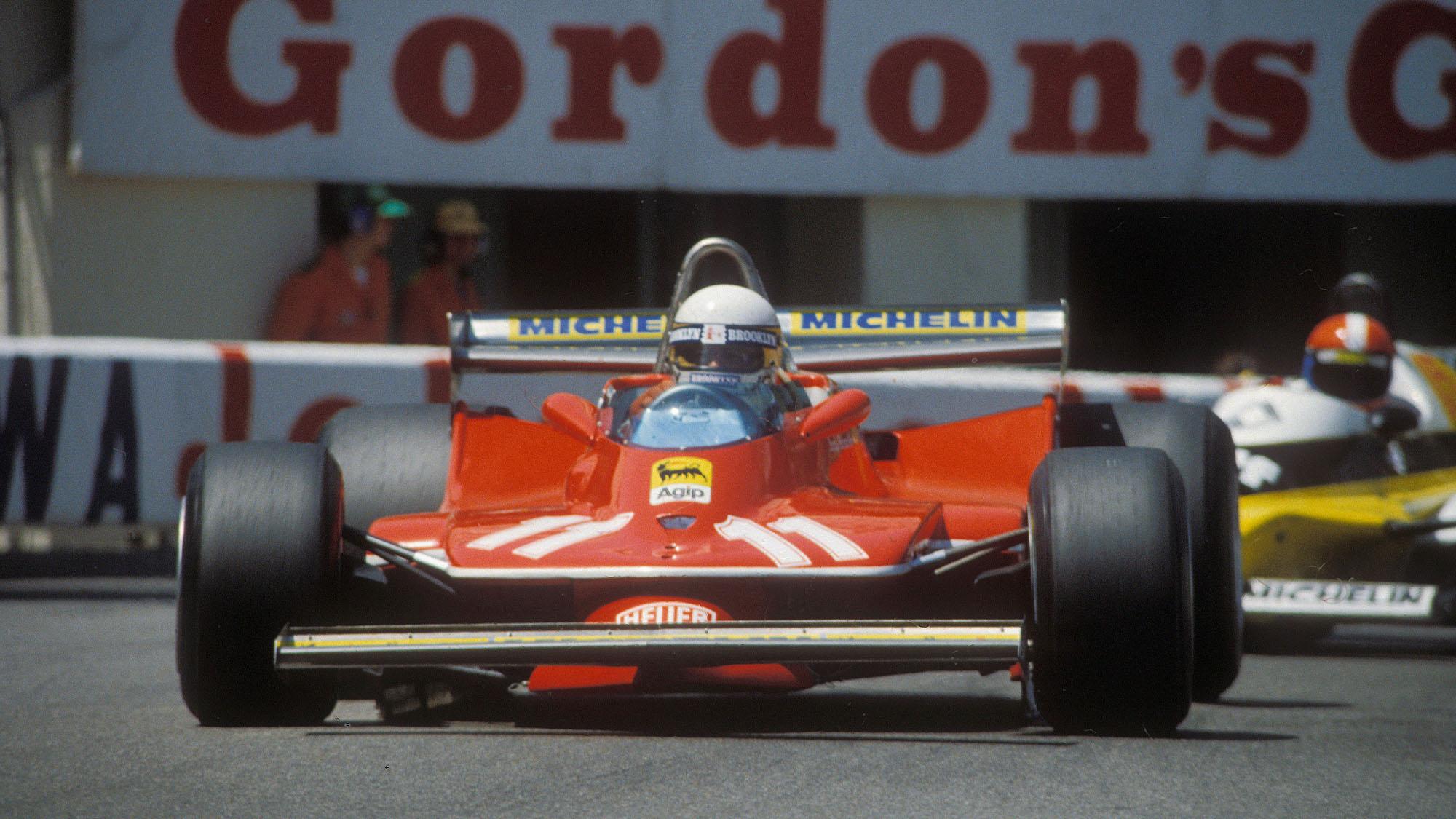 Scheckter Monaco 79