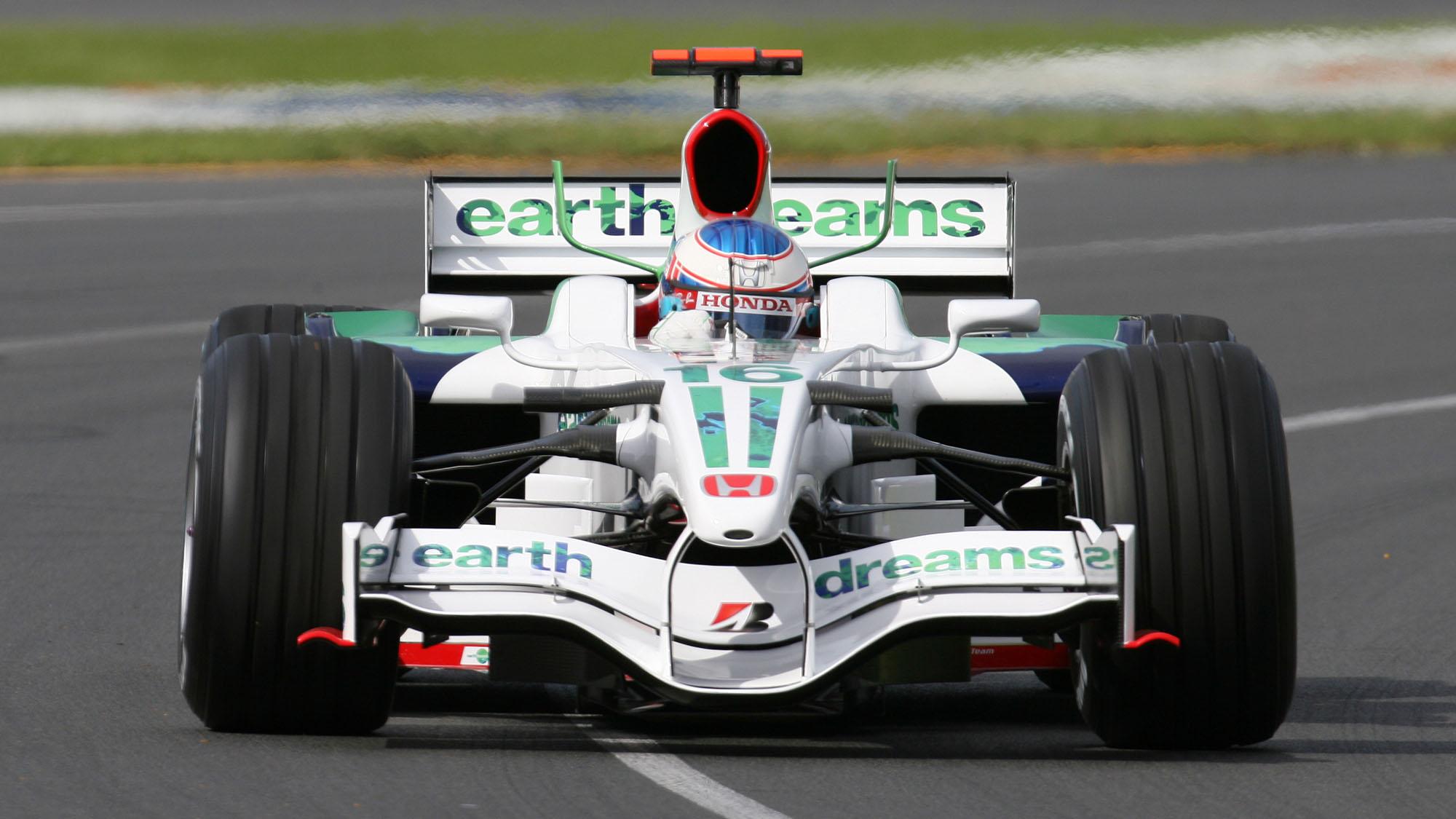 2008 Honda Button
