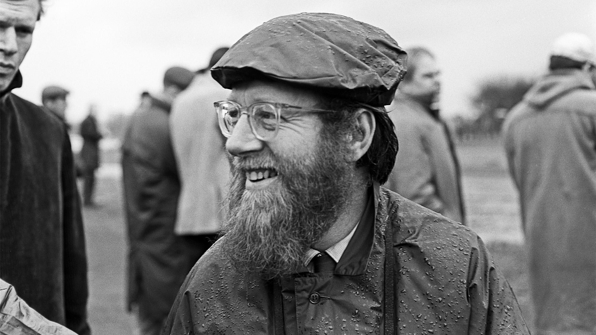 Denis Jenkinson in 1962