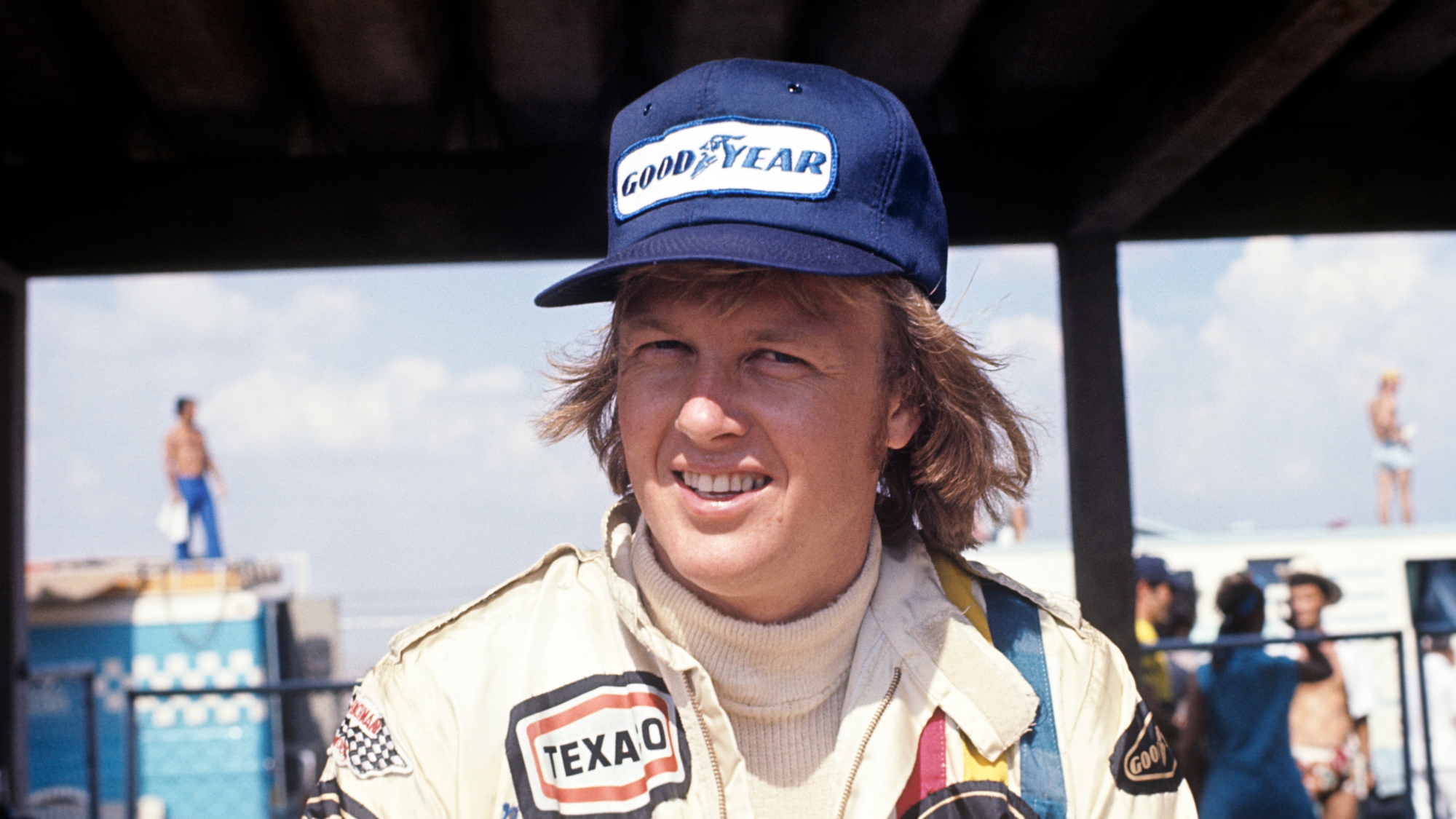 Ronnie Peterson, 1973 South African GP