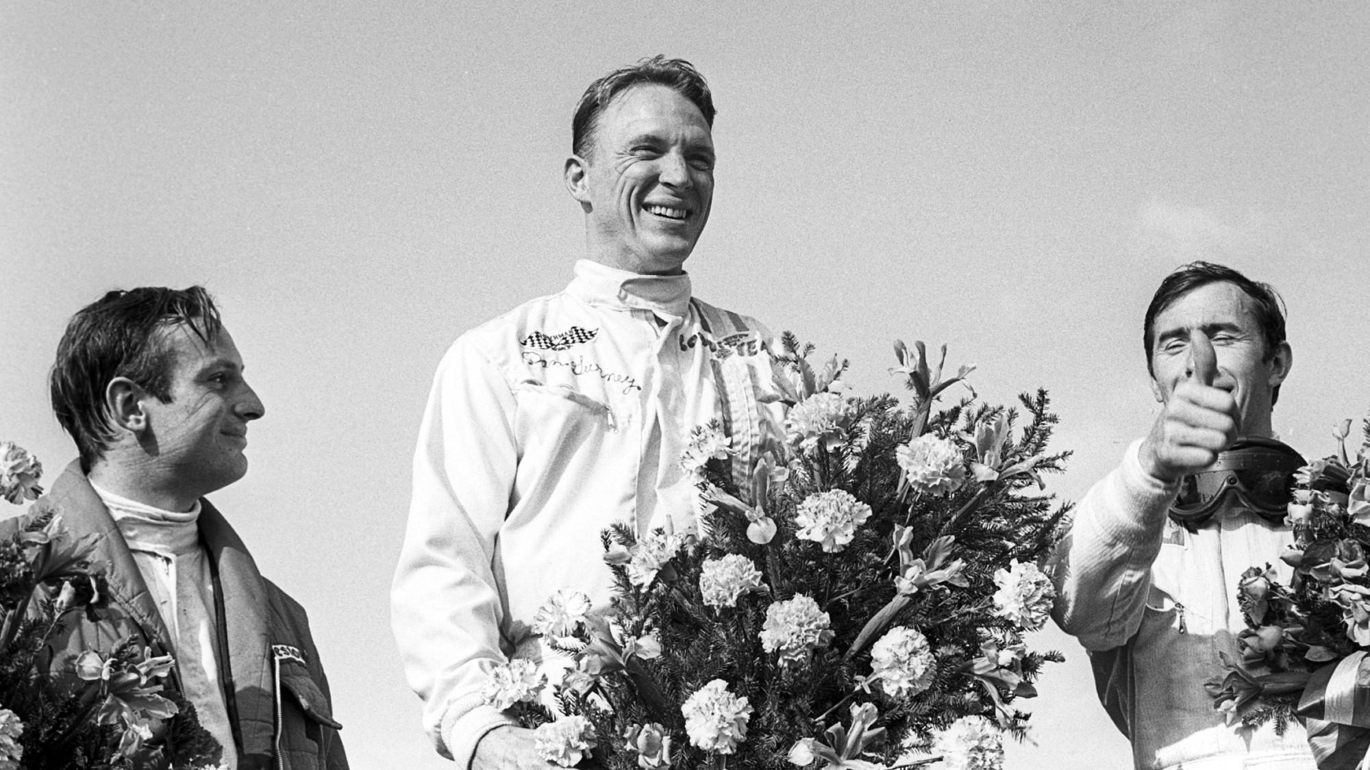 Dan Gurney, 1967 Belgian GP