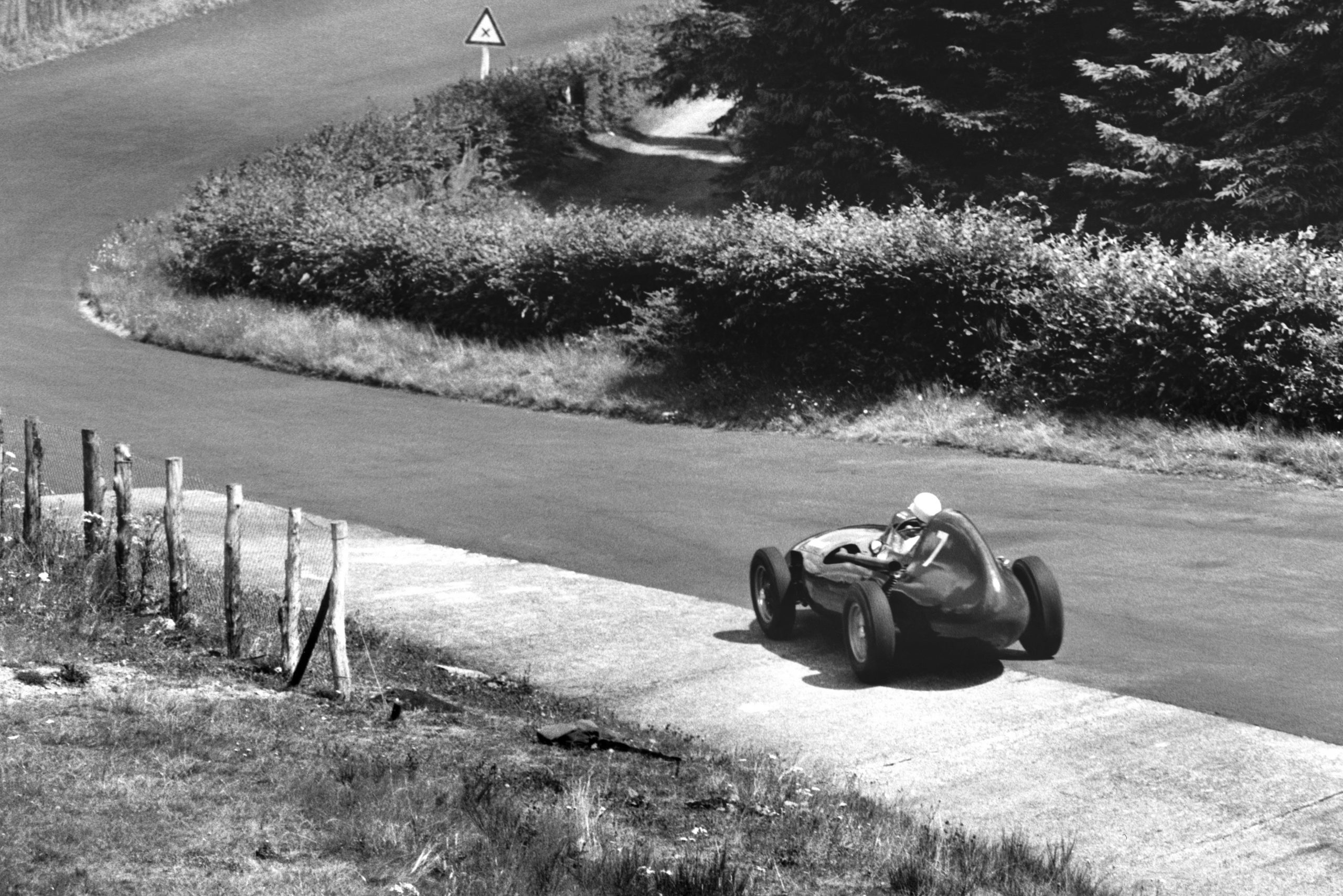Stirling Moss's Vanwall
