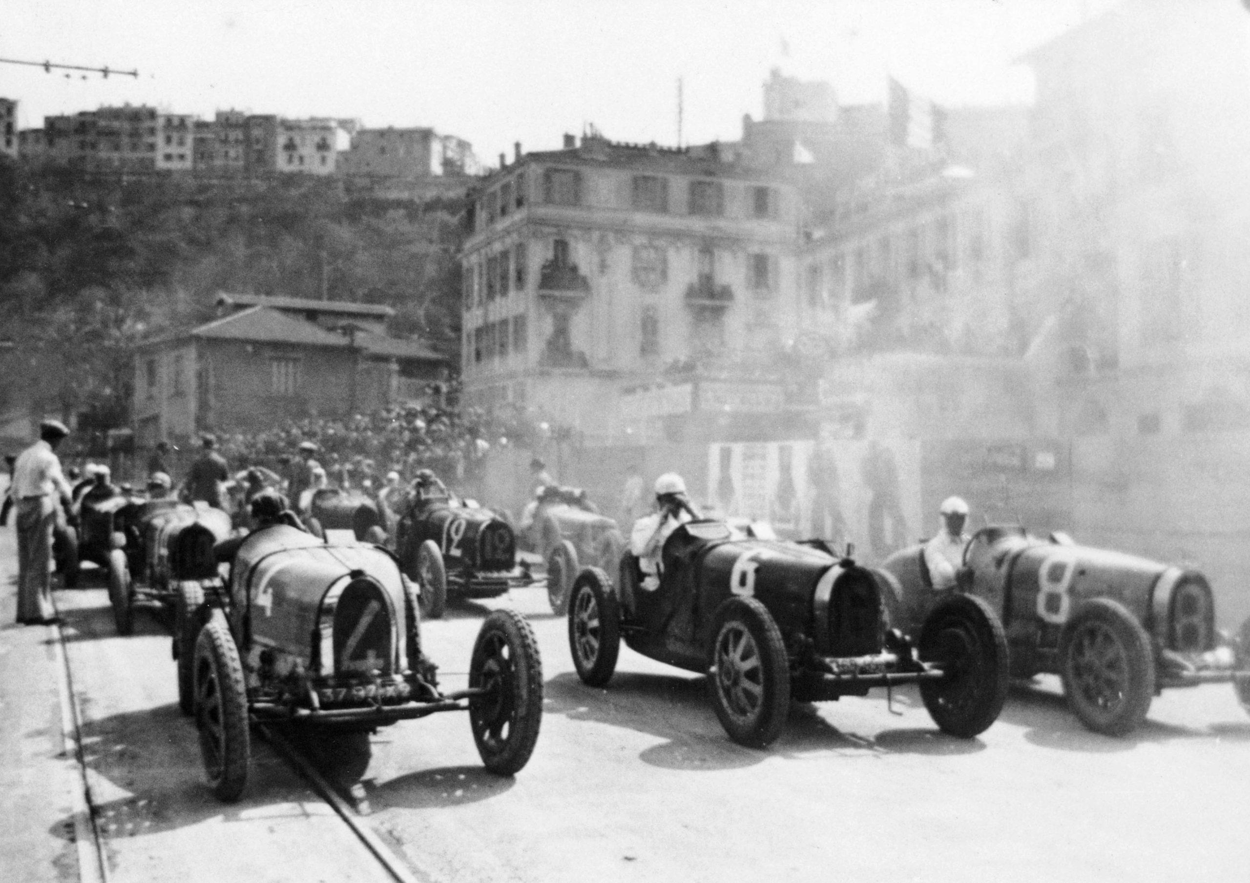 Monaco Grand Prix, 1929.