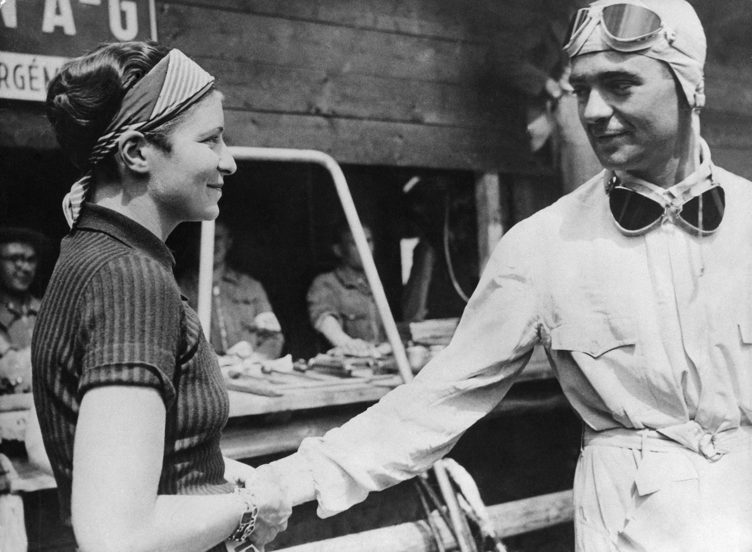 ernd-Rosemeyer-with-his-wife-Elly-Beinhorn