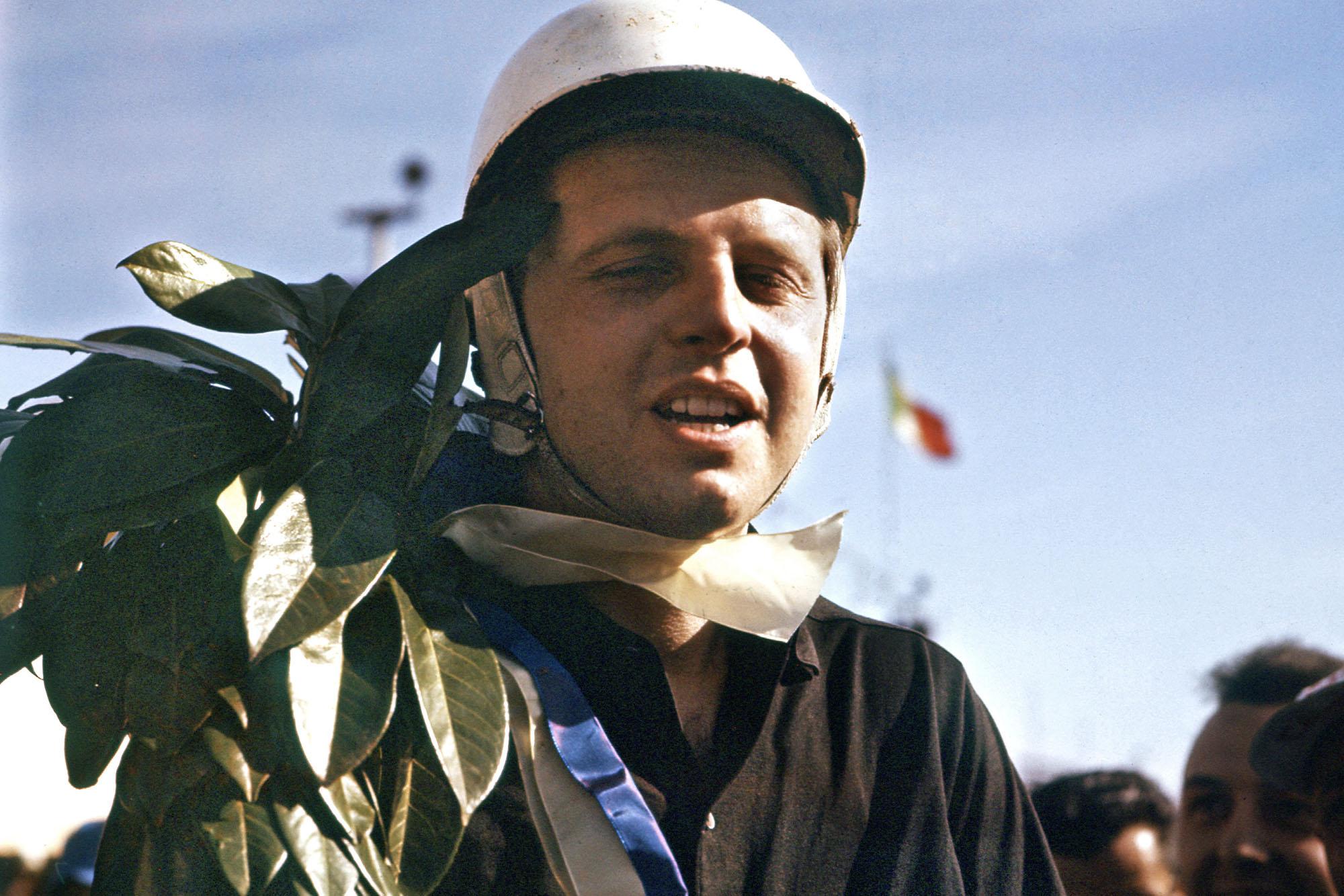 Giancarlo Baghetti Ferrari 1961 French Grand Prix