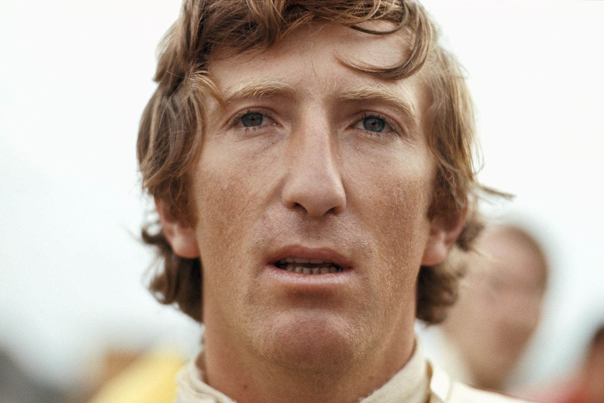 Lotus driver Jochen Rindt pictured at the 1970 Italian Grand Prix