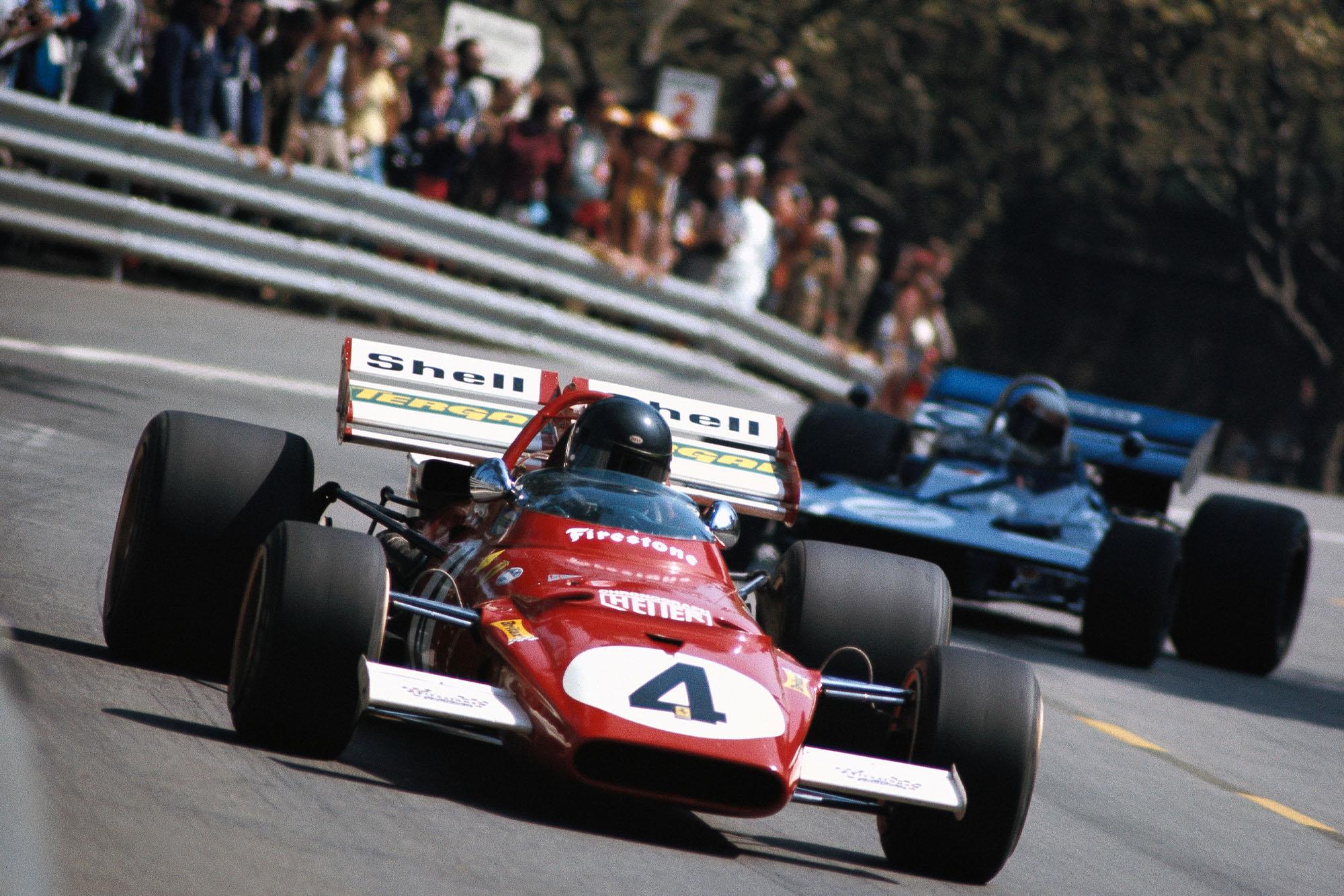 1971 Spanish GP IckxStewart