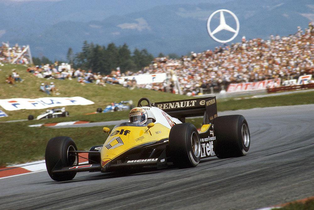 1983 Austrian Grand Prix.