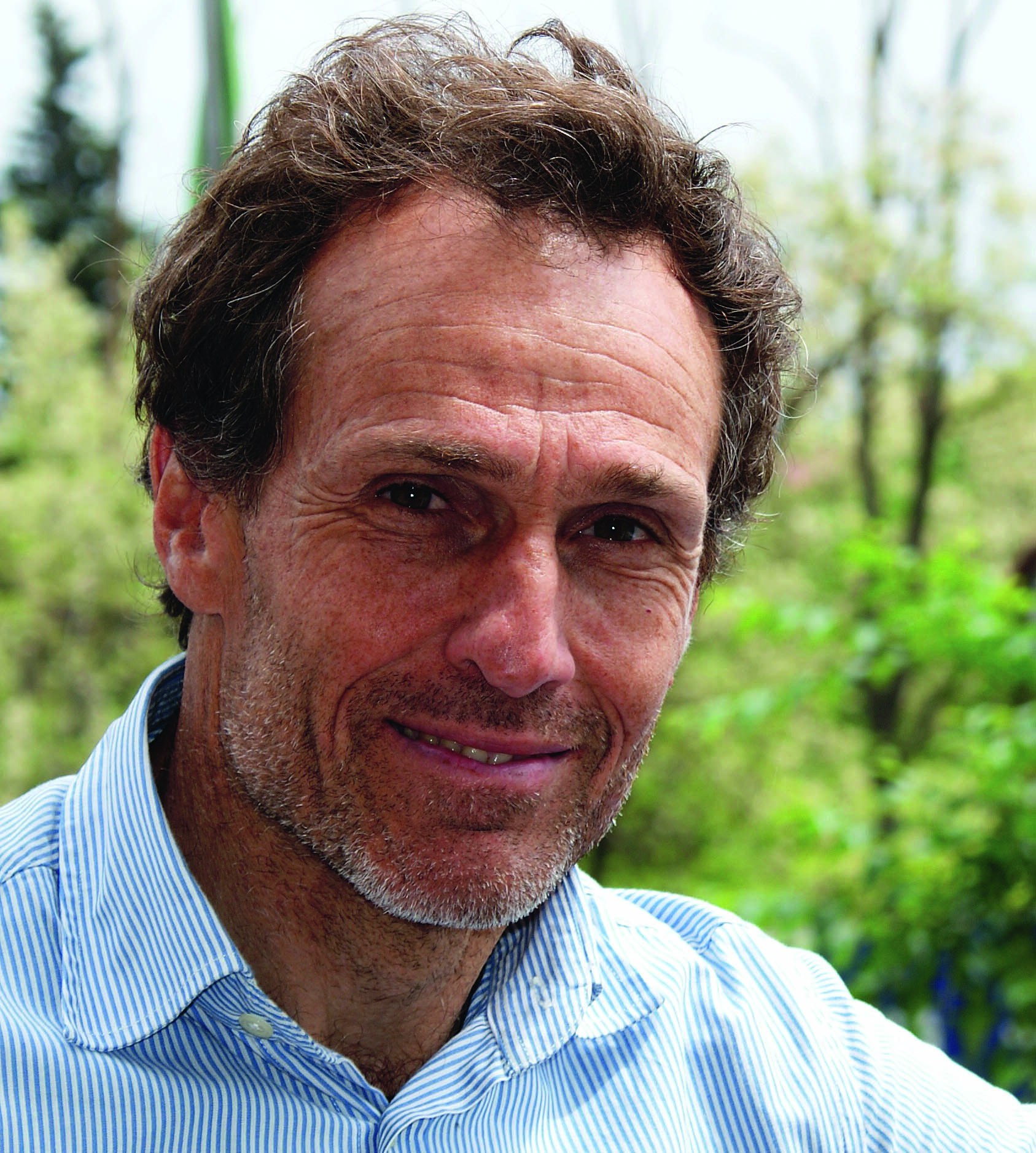 2012 Andrea de Cesaris portrait
