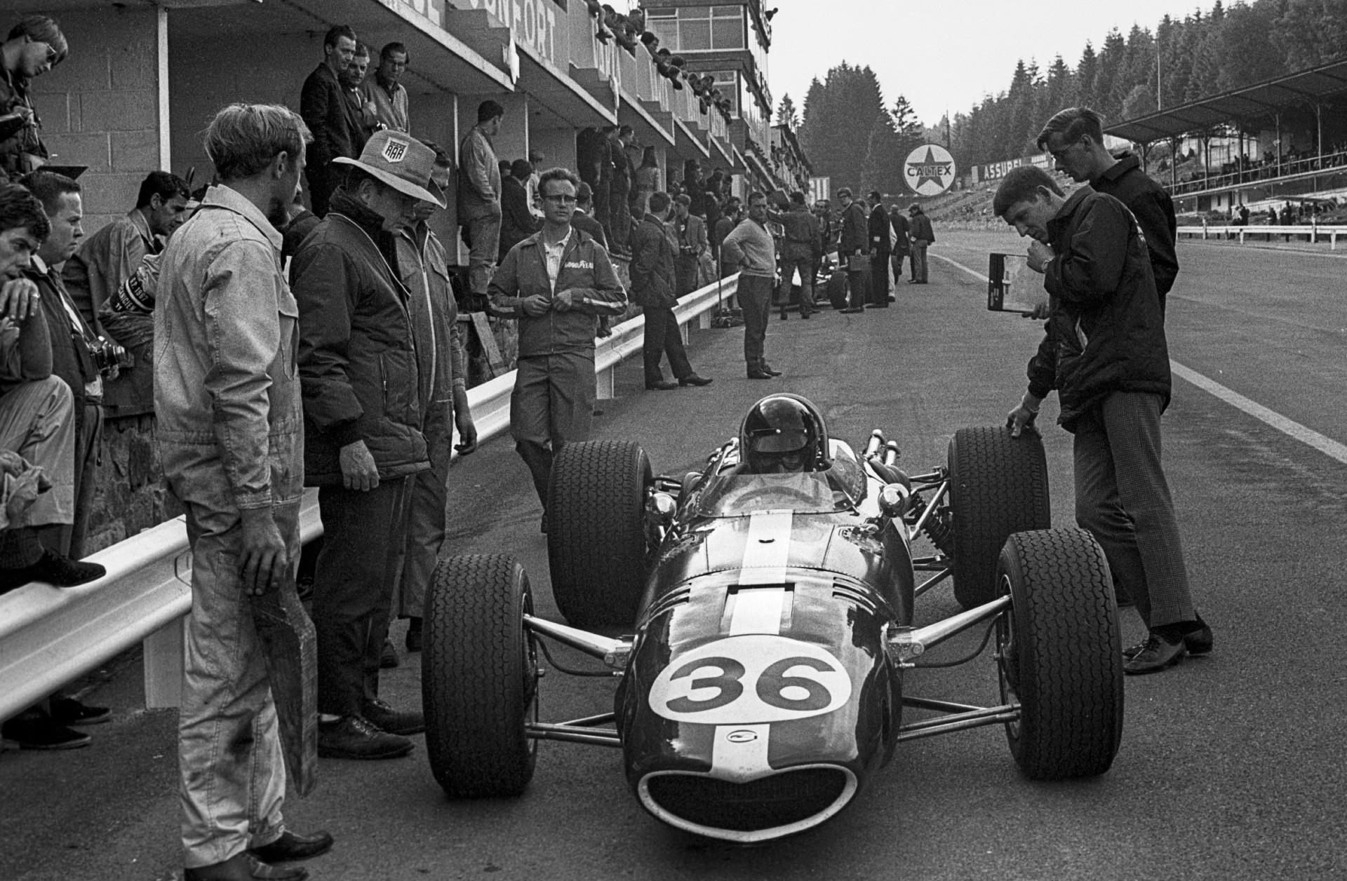 1967 Belgian GP, Dan Gurney