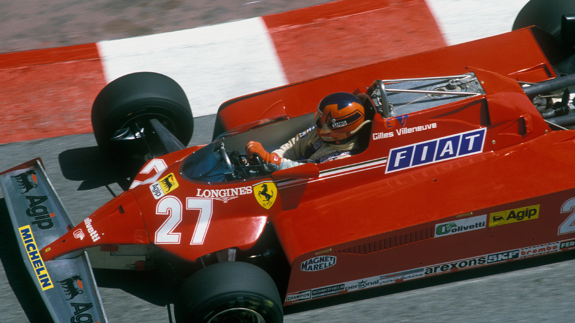 Gilles Villeneuve, Monaco GP 1981