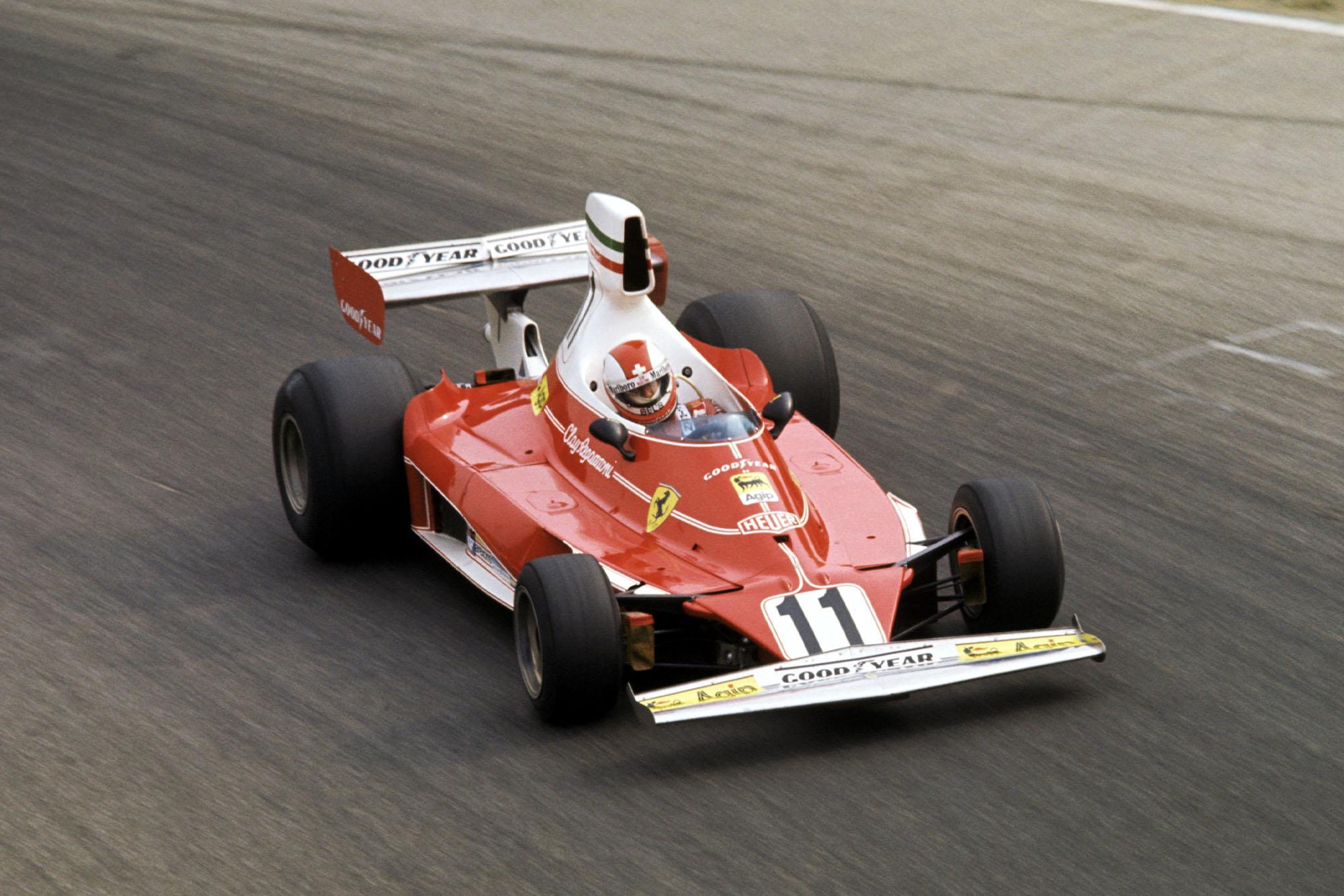 1975 Italian GP Regazzoni