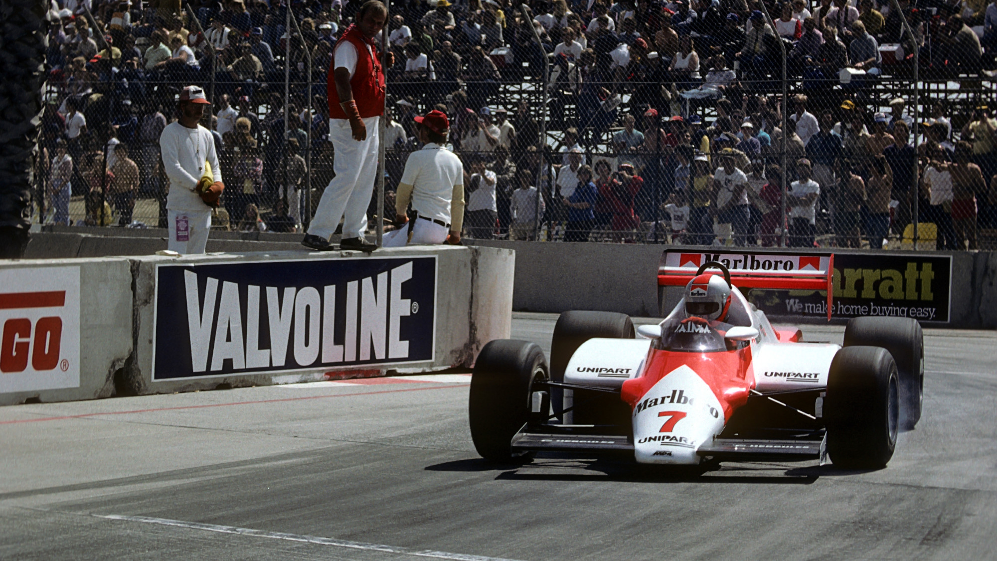 John Watson, 1983 USGP