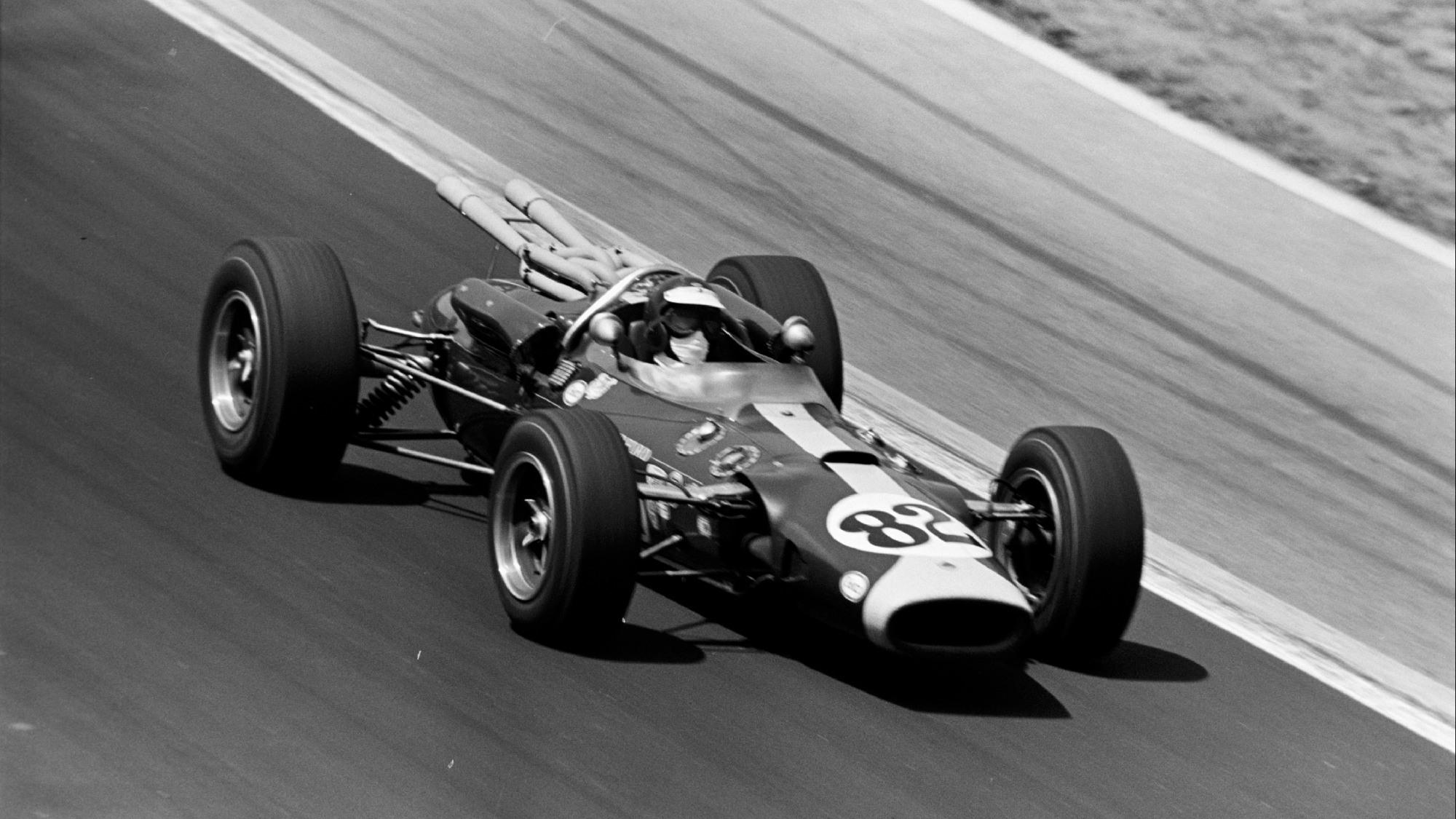 Jim Clark, 1965 Indy 500