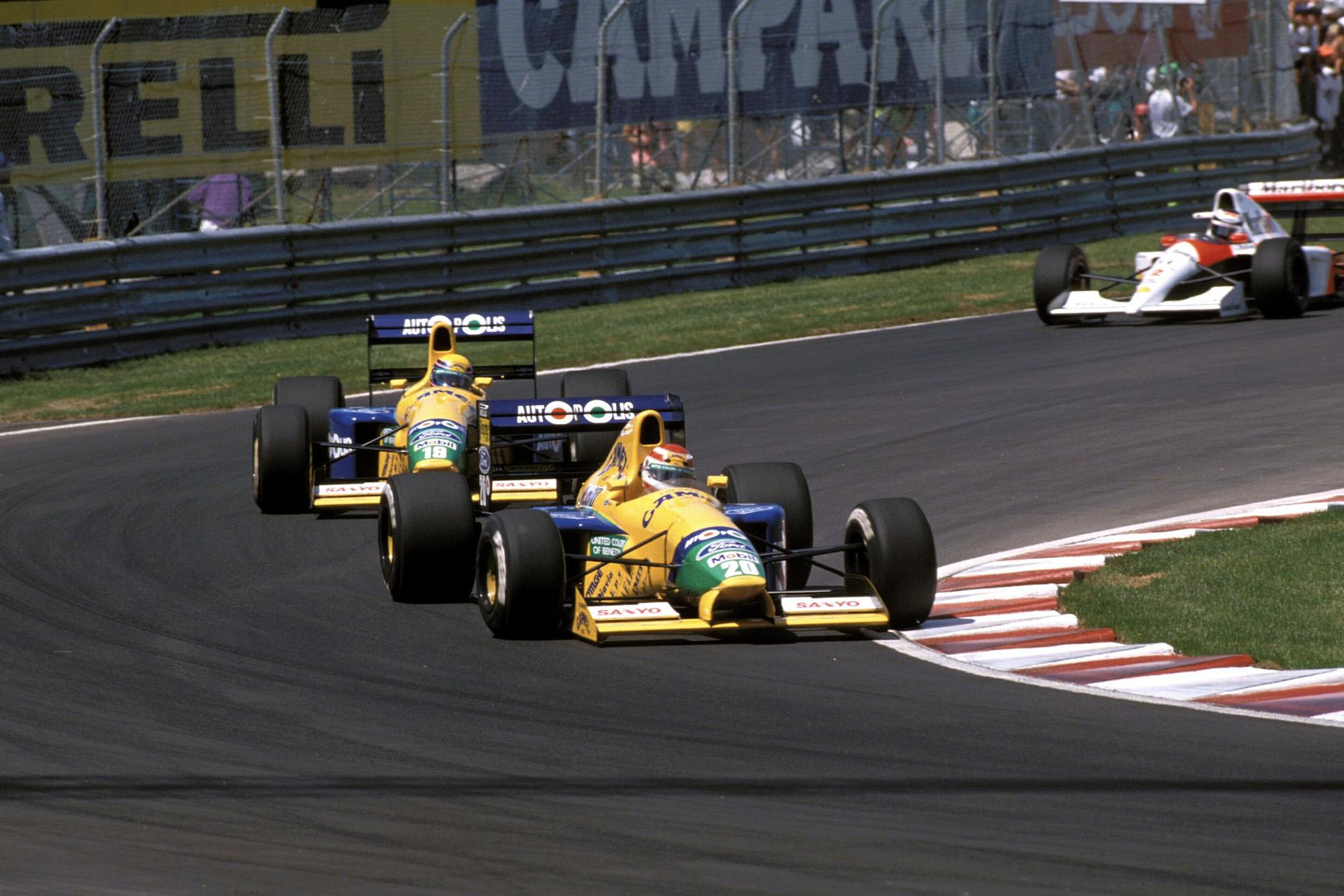 BenettonCAN91
