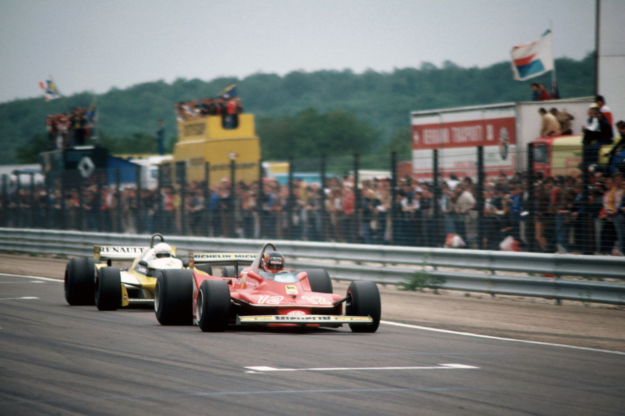 1979 French GP race