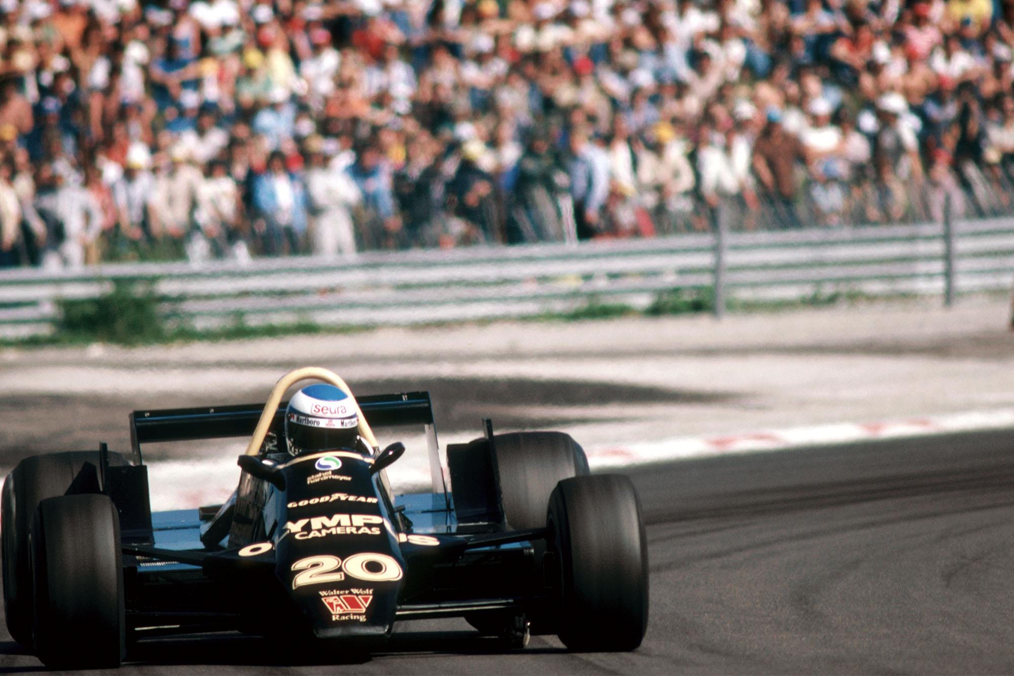 1979 French GP Rosberg