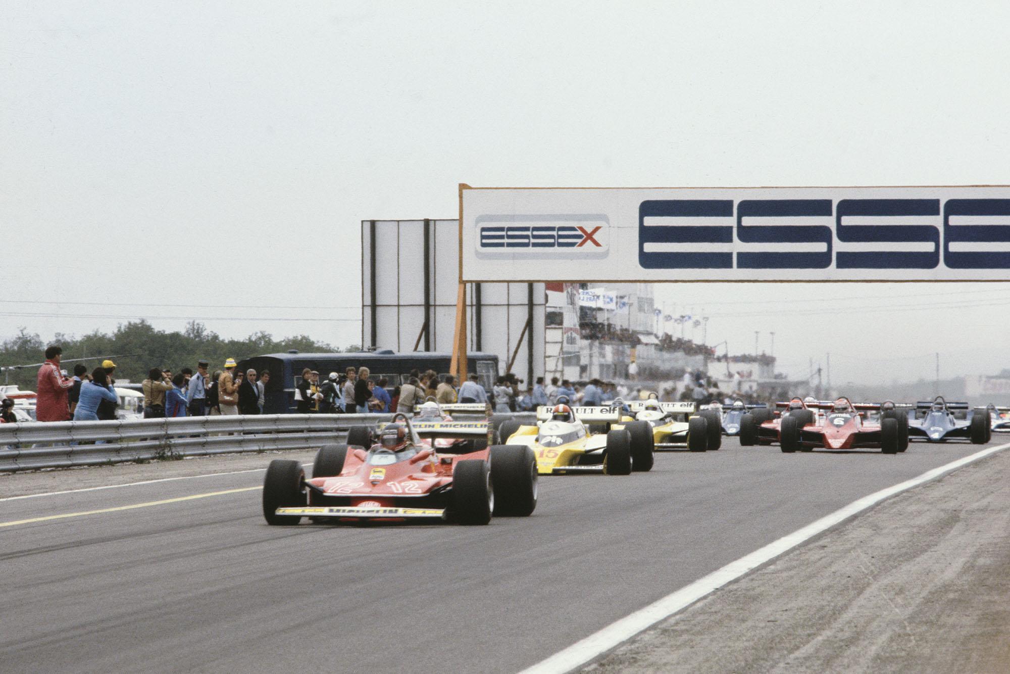 1979 French GP start