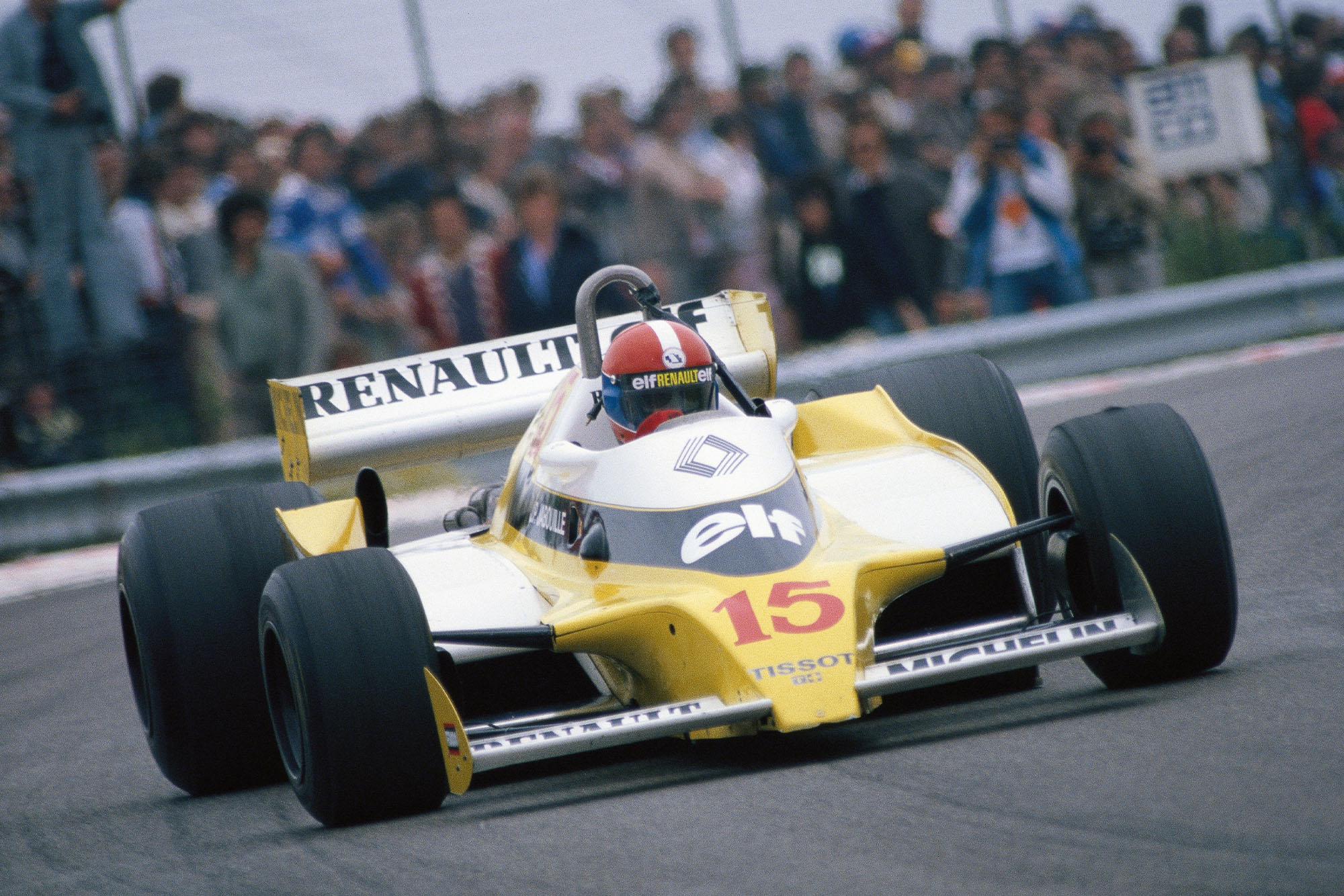 1979 French GP feature