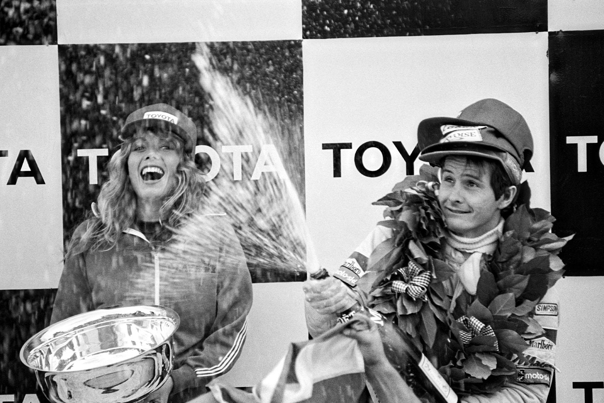 1979 US GP East Podium
